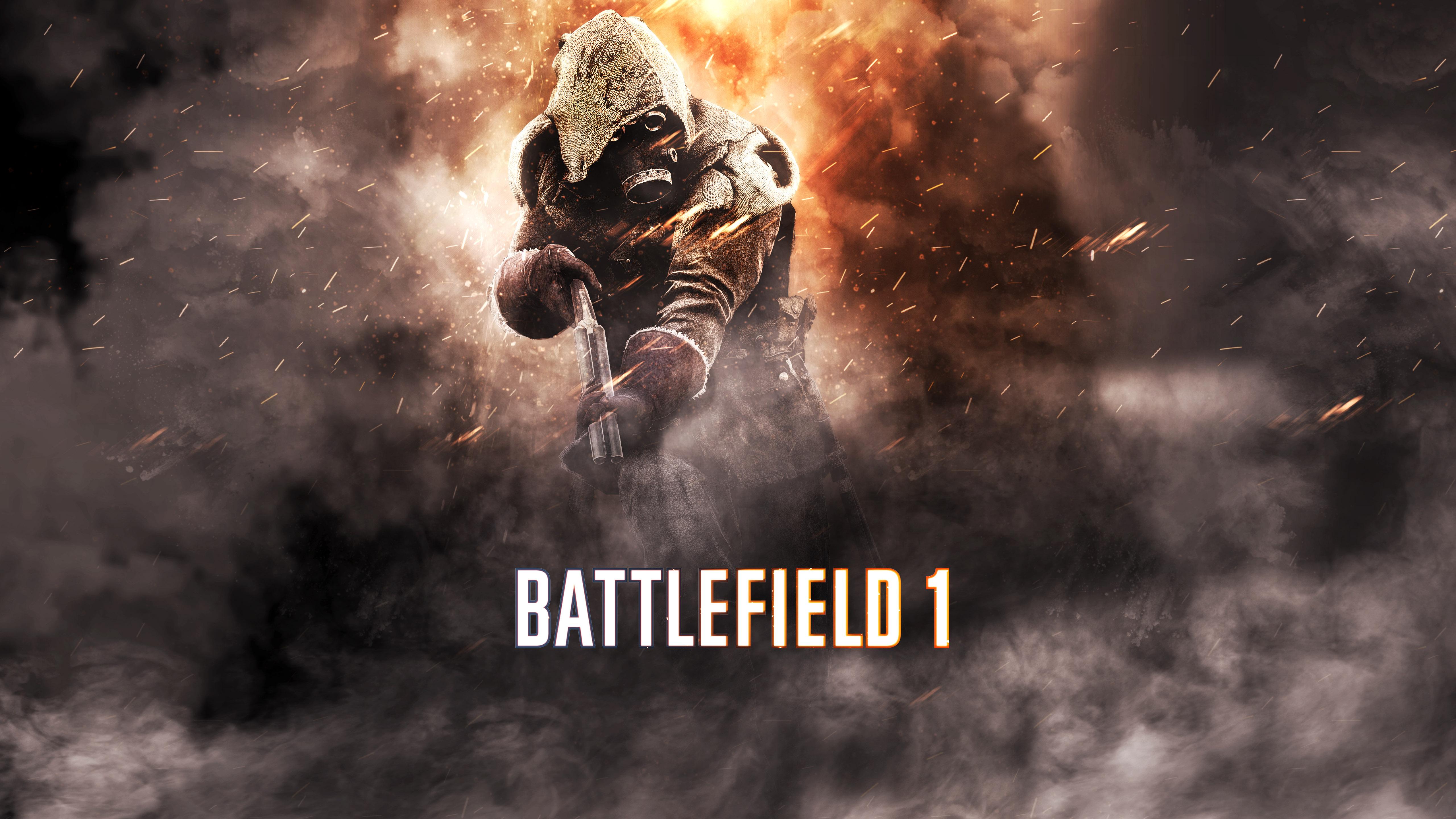2560x1440 Battlefield 1 Video Game 4k 1440P Resolution HD