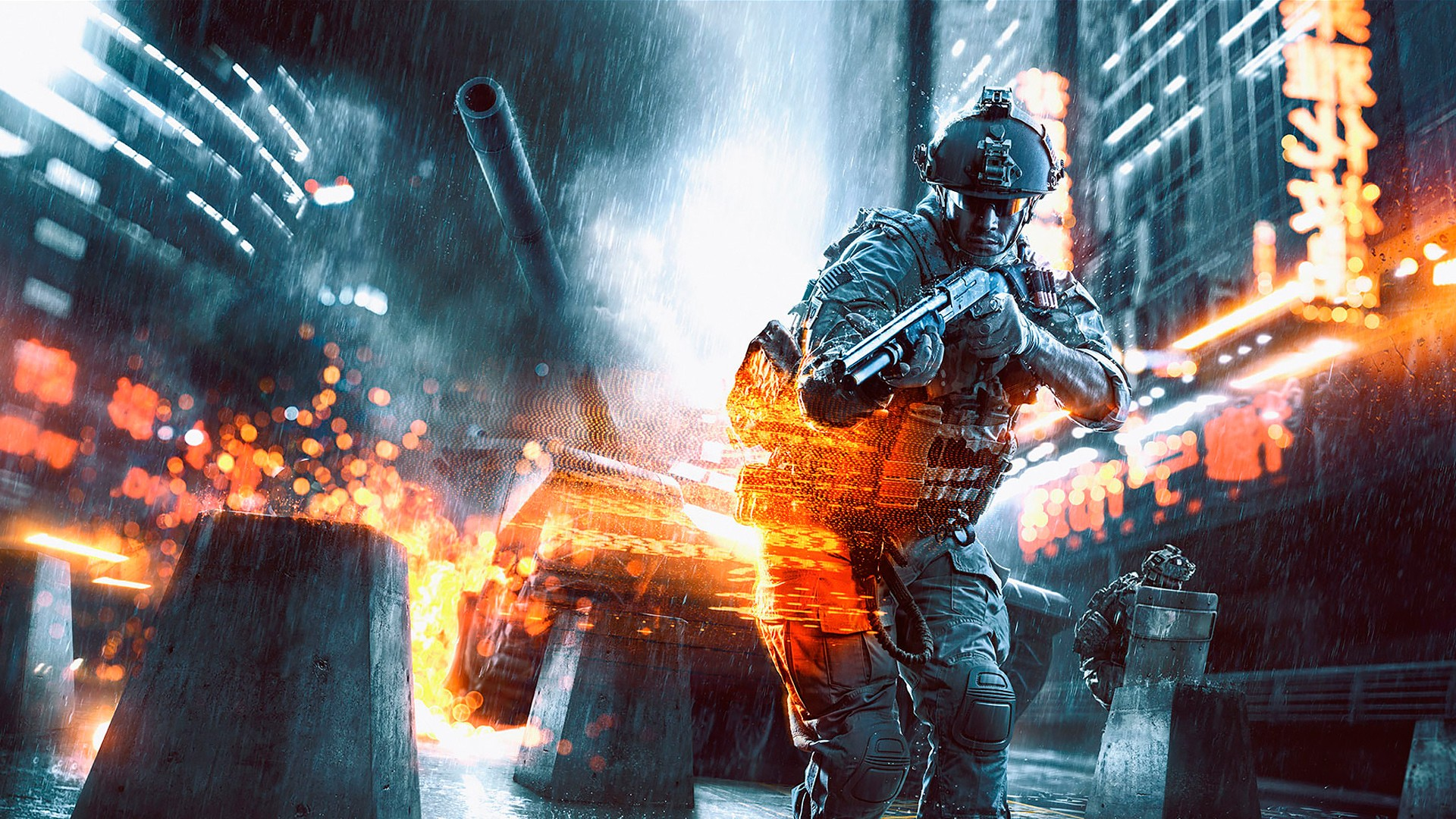 Battlefield 4 Game HD, HD Games, 4k Wallpapers, Images ...