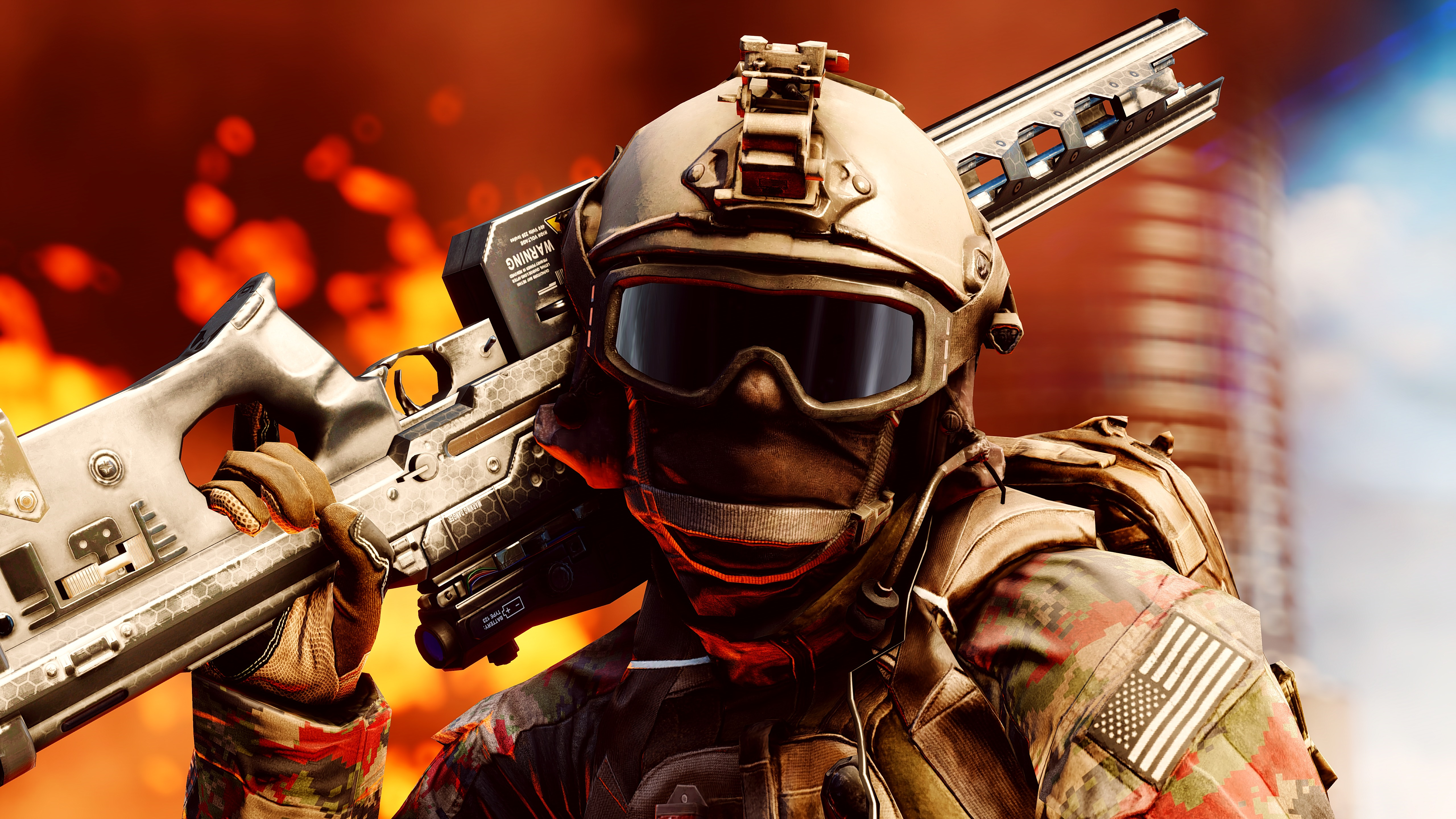 Battlefield 4 Sniper Hd Games 4k Wallpapers Images
