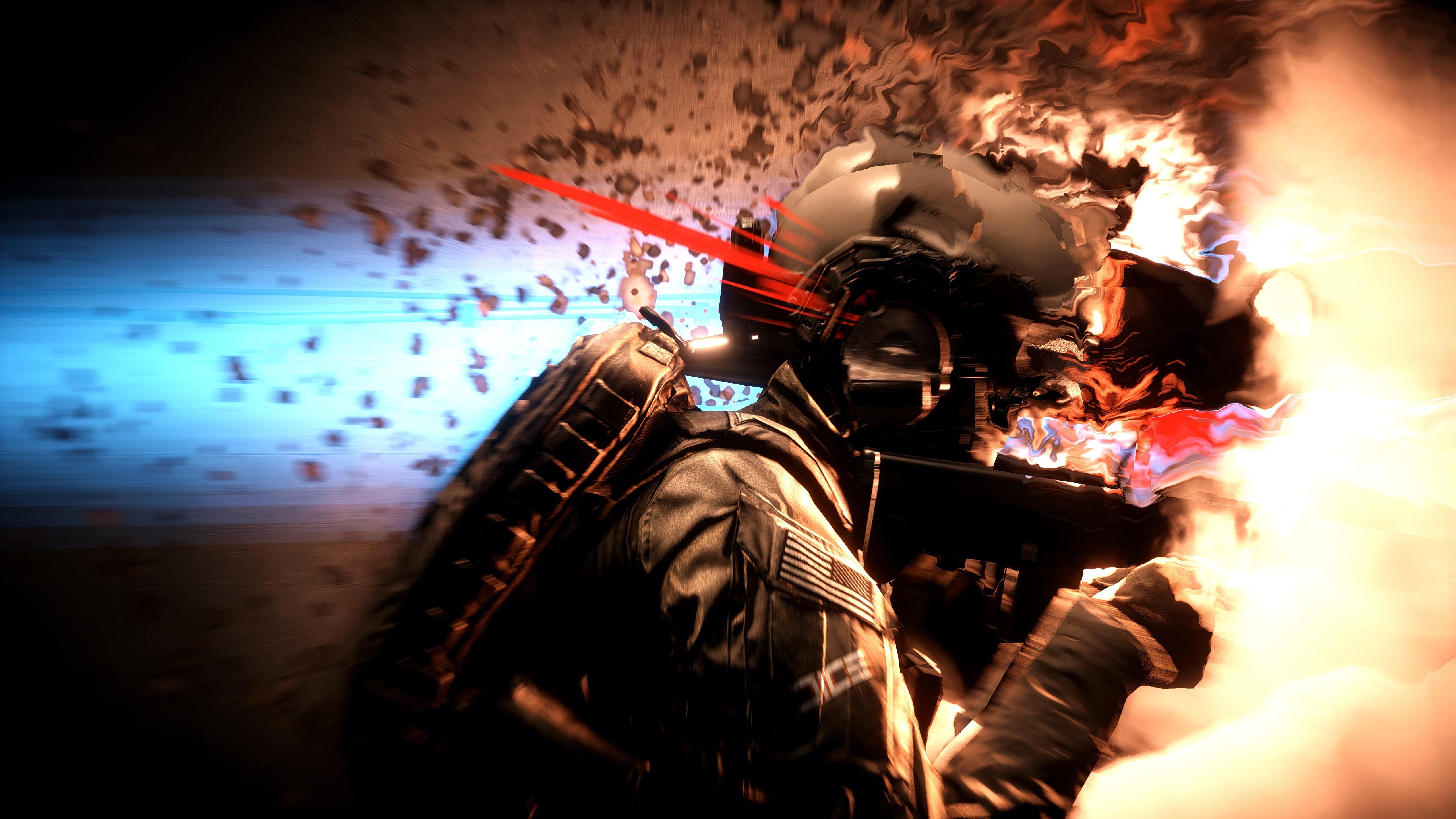 Battlefield 4 Soldier 5k, HD Games, 4k Wallpapers, Images