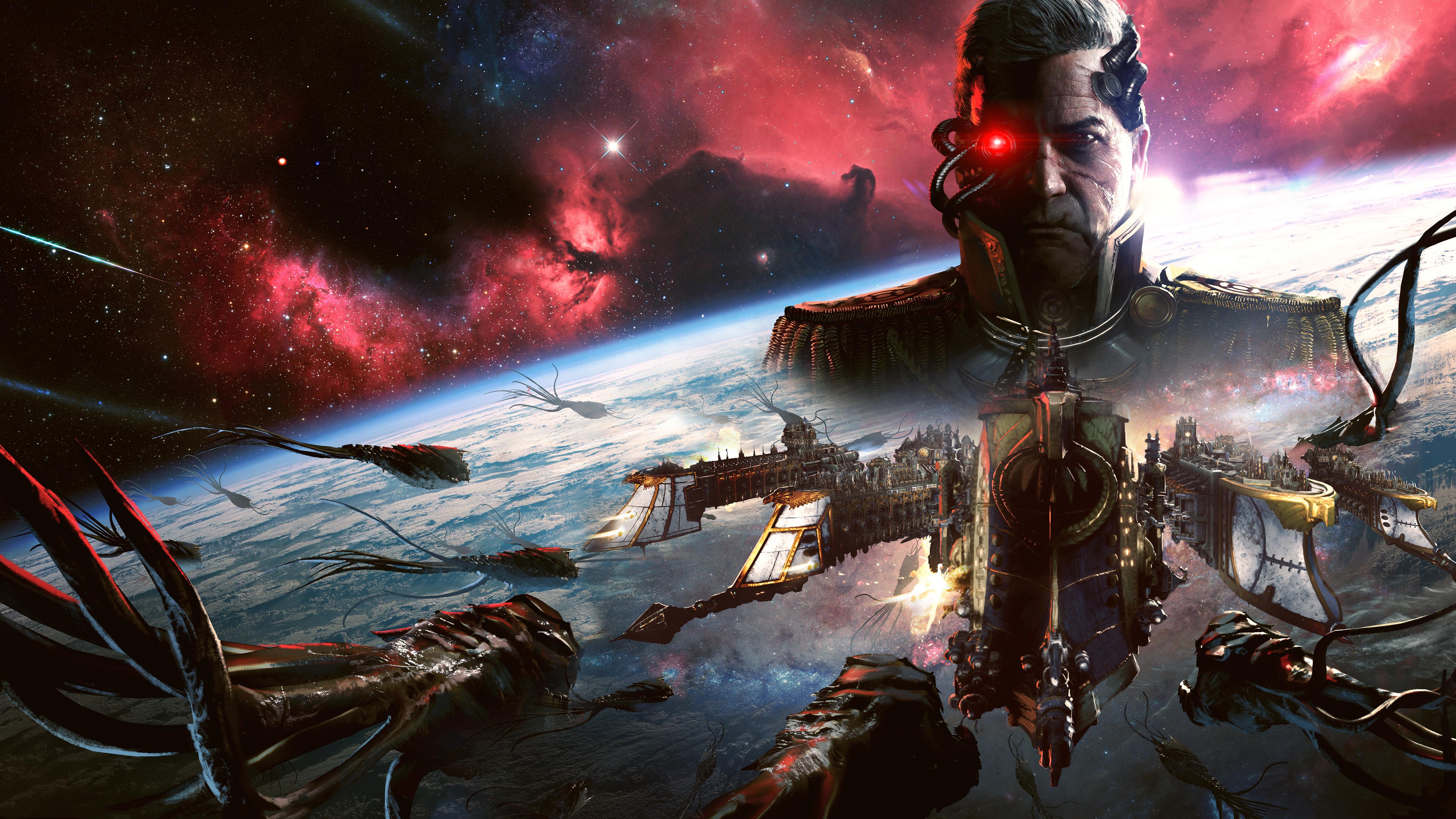Battlefleet Gothic Armada 2 2018 5k Hd Games 4k Wallpapers Images
