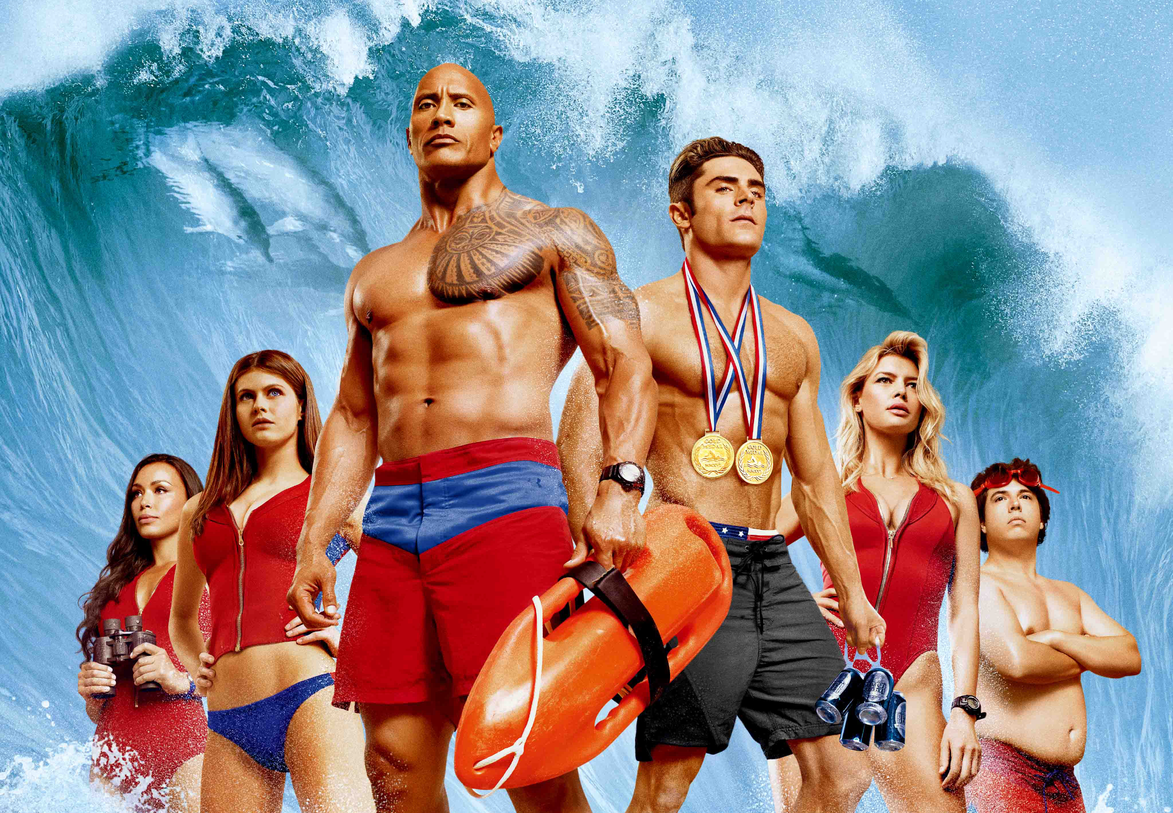 Baywatch 2017 Movie 4k Hd Movies 4k Wallpapers Images