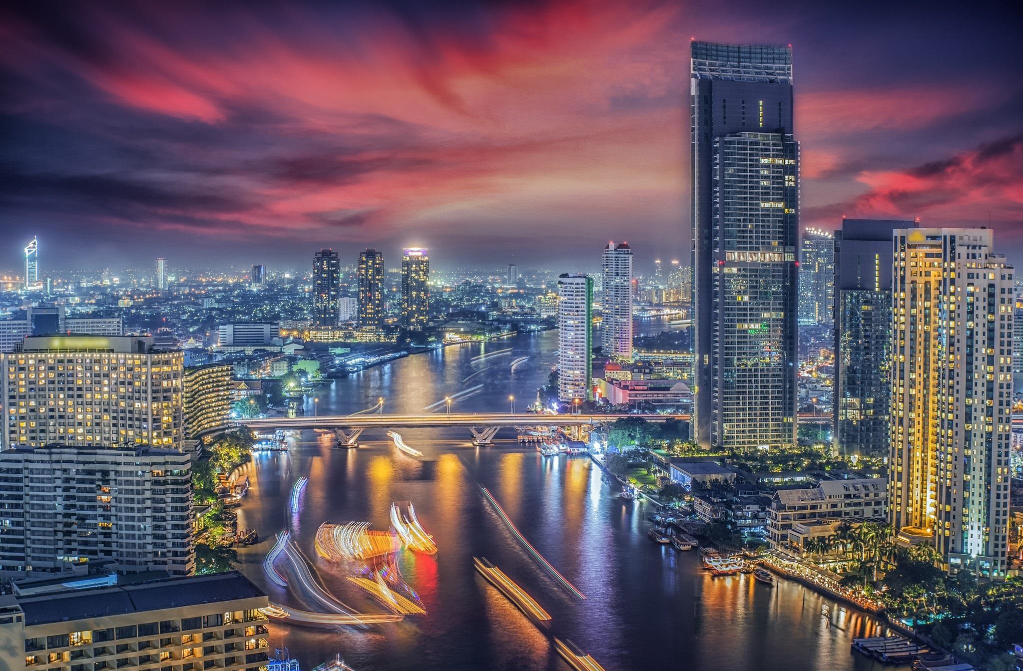 Kết quả hình ảnh cho bangkok wallpaper 4k