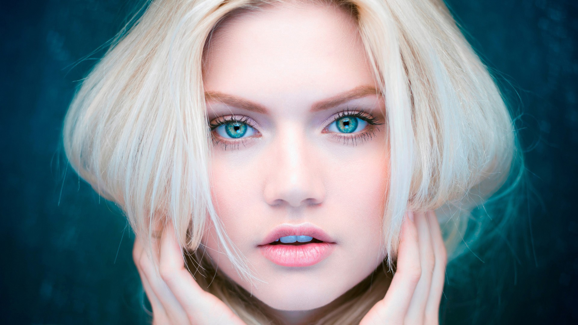 Beautiful Eyes Blonde Girl Hd Girls 4k Wallpapers