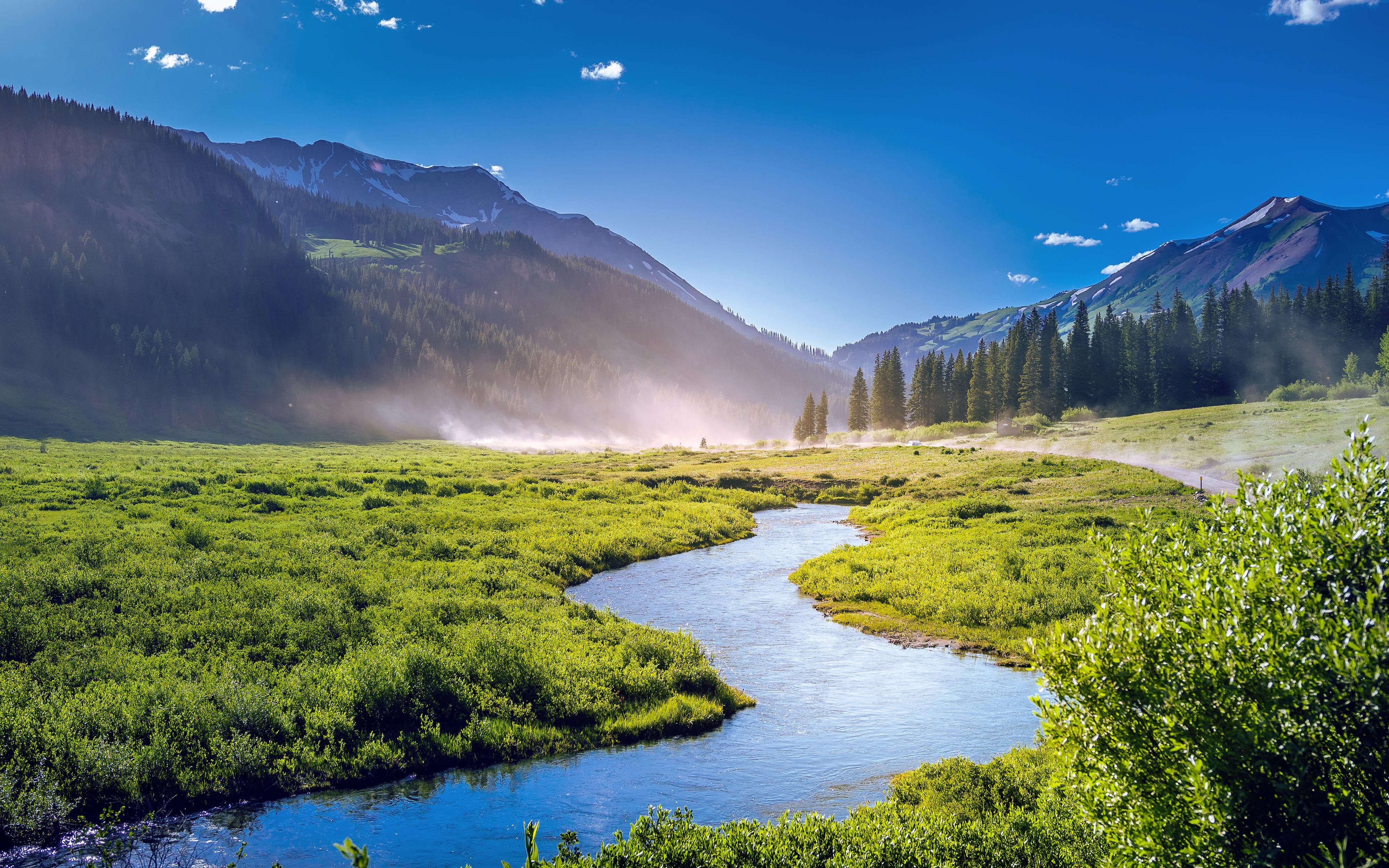 Beautiful Greenery Landscape, HD Nature, 4k Wallpapers ...