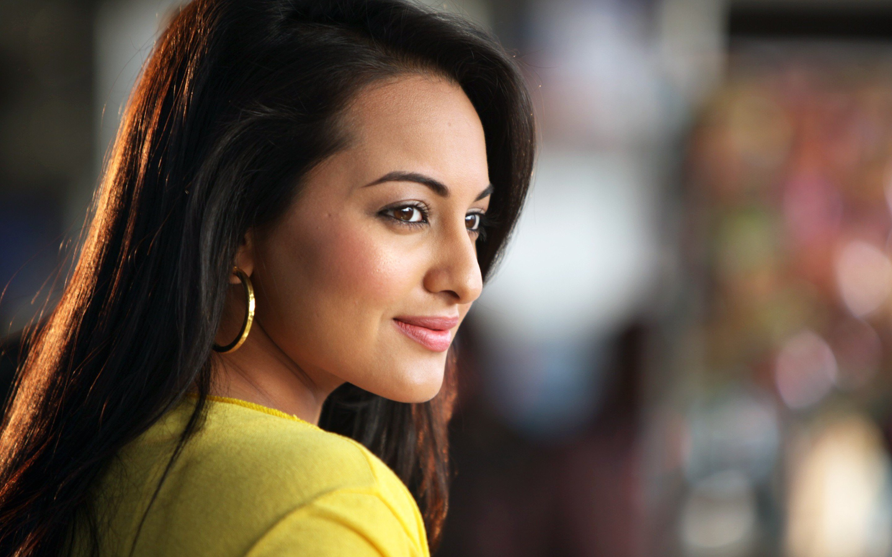 Beautiful Sonakshi Sinha, HD Indian Celebrities, 4k