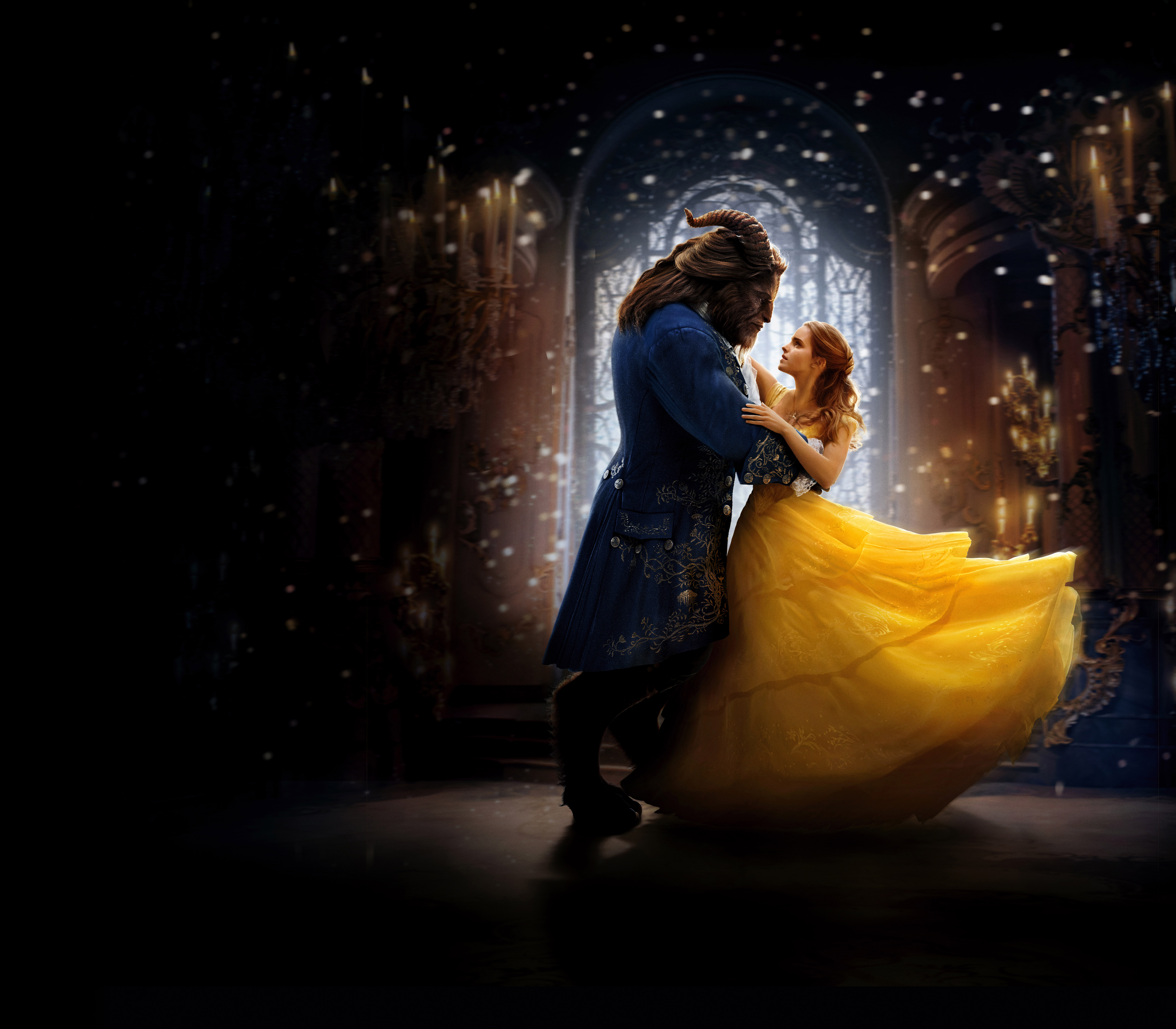 Beauty And The Beast HD, HD Movies, 4k Wallpapers, Images