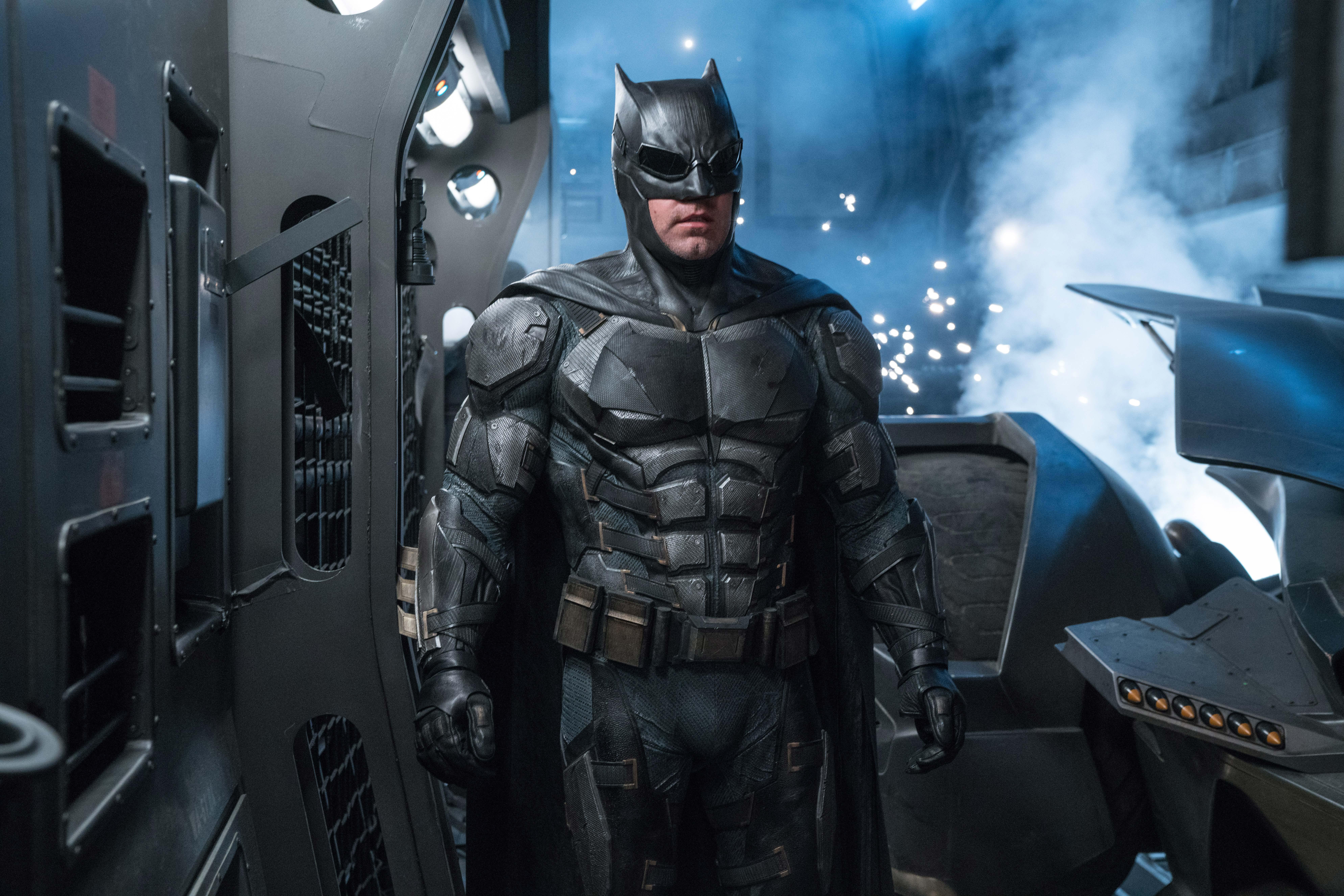 Ben affleck as batman in justice league 8k hd movies 4k - Ben affleck batman wallpaper ...