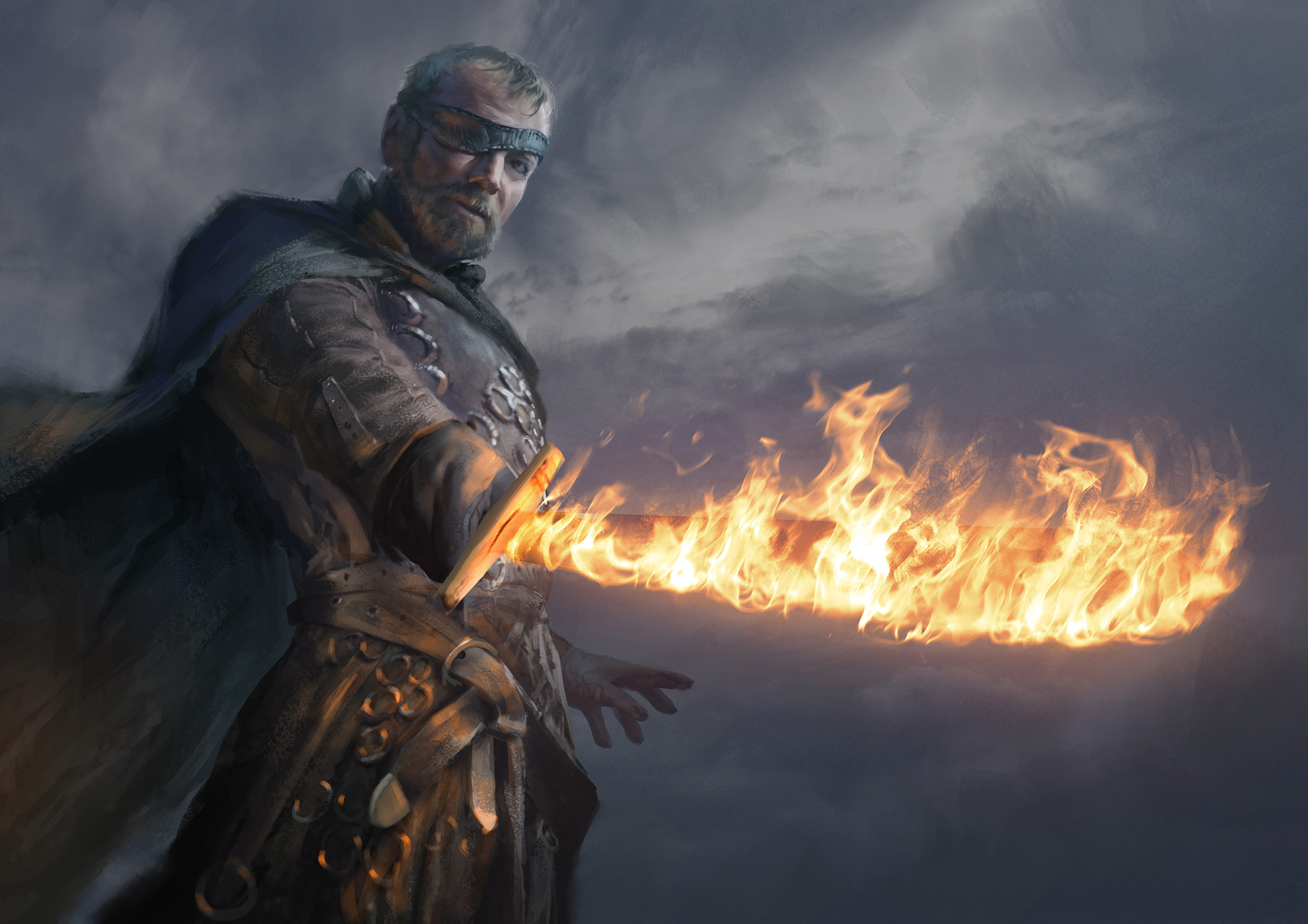 4k Game Of Thrones Wallpaper: Beric Dondarrion, HD Tv Shows, 4k Wallpapers, Images