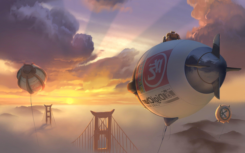 Big Hero 6 Art, HD Movies, 4k Wallpapers, Images ...