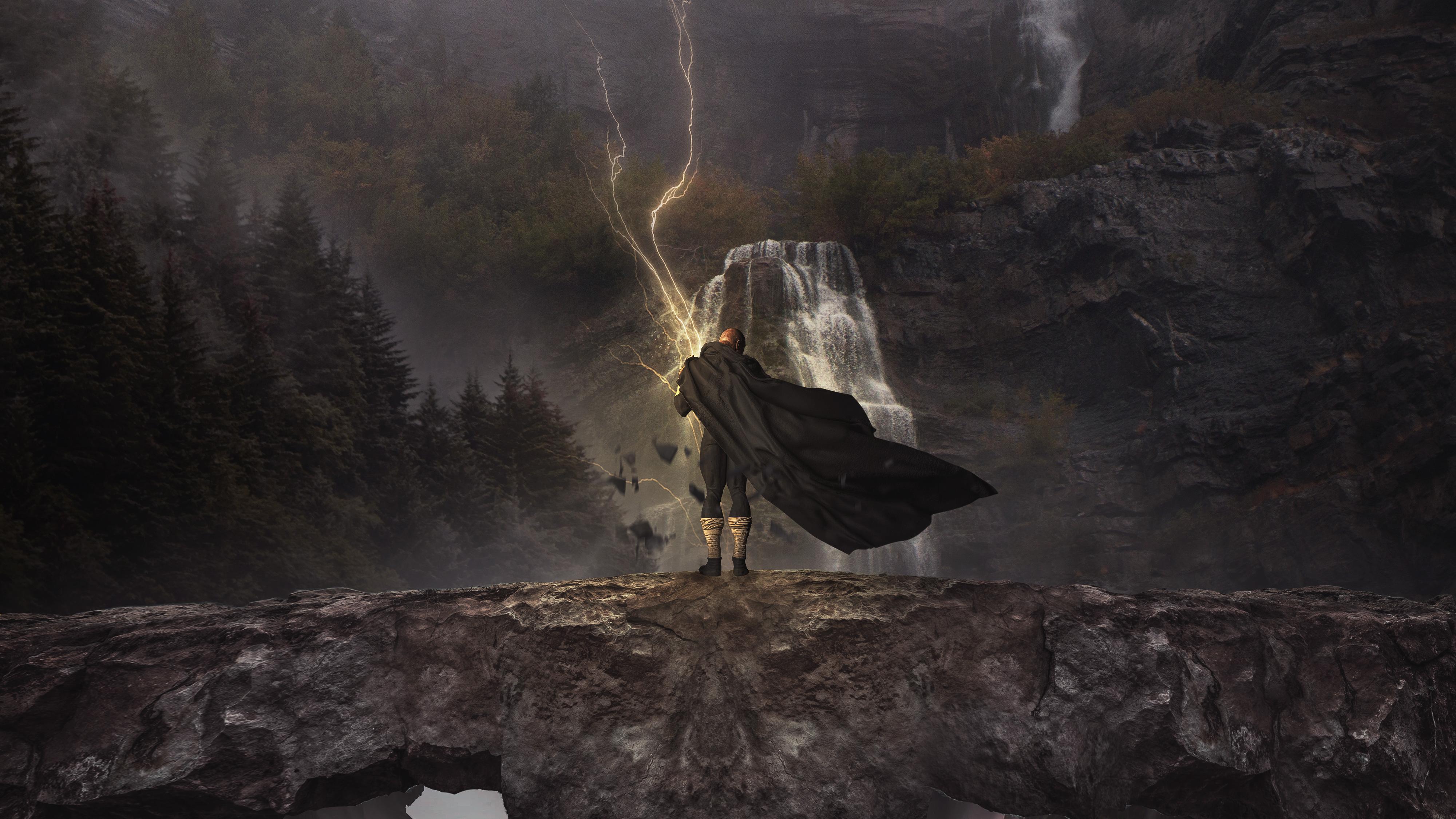 Black Adam Hd Superheroes 4k Wallpapers Images