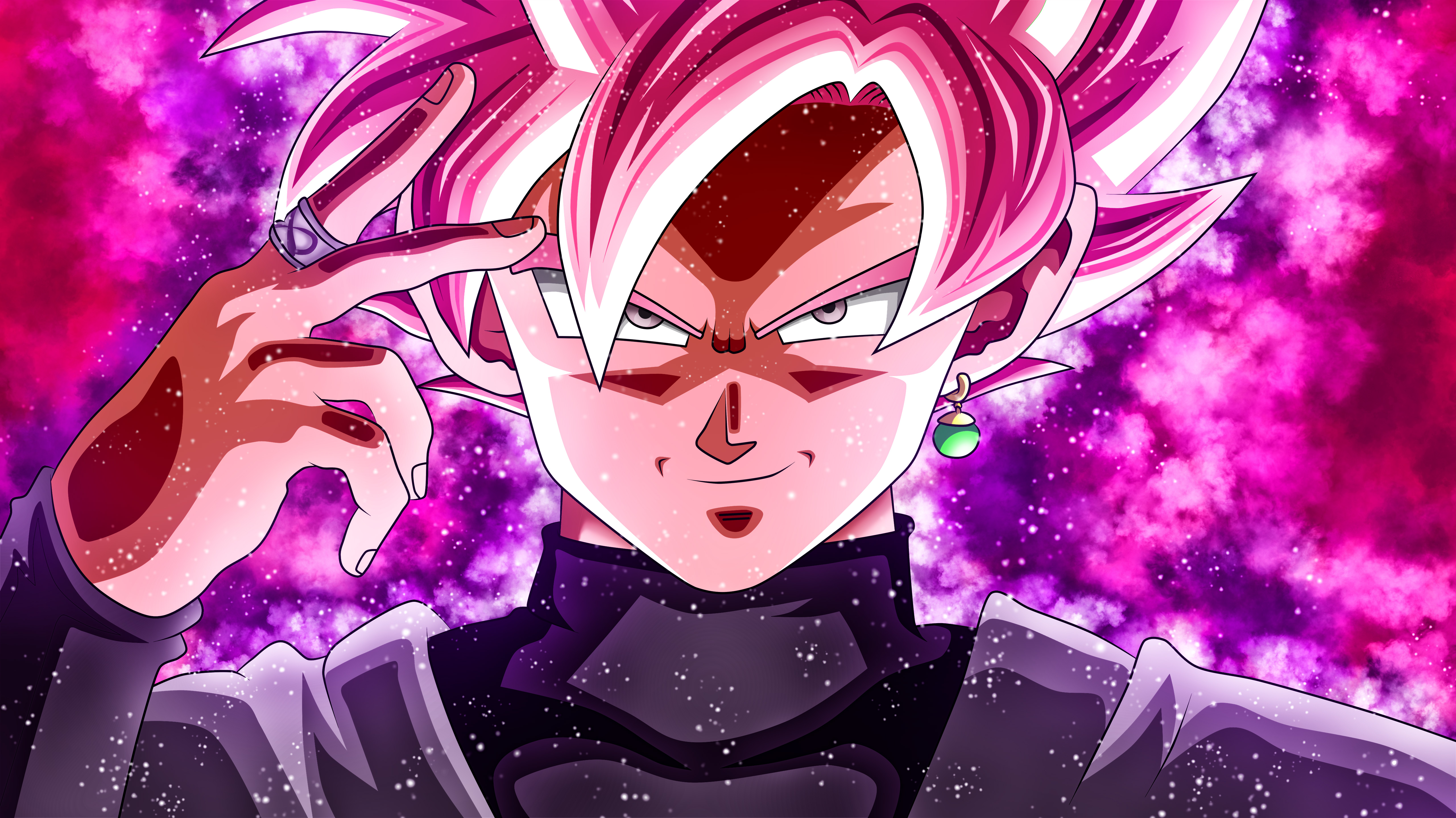 Black Goku Dragon Ball Super, HD Anime, 4k Wallpapers, Images, Backgrounds, Photos and Pictures