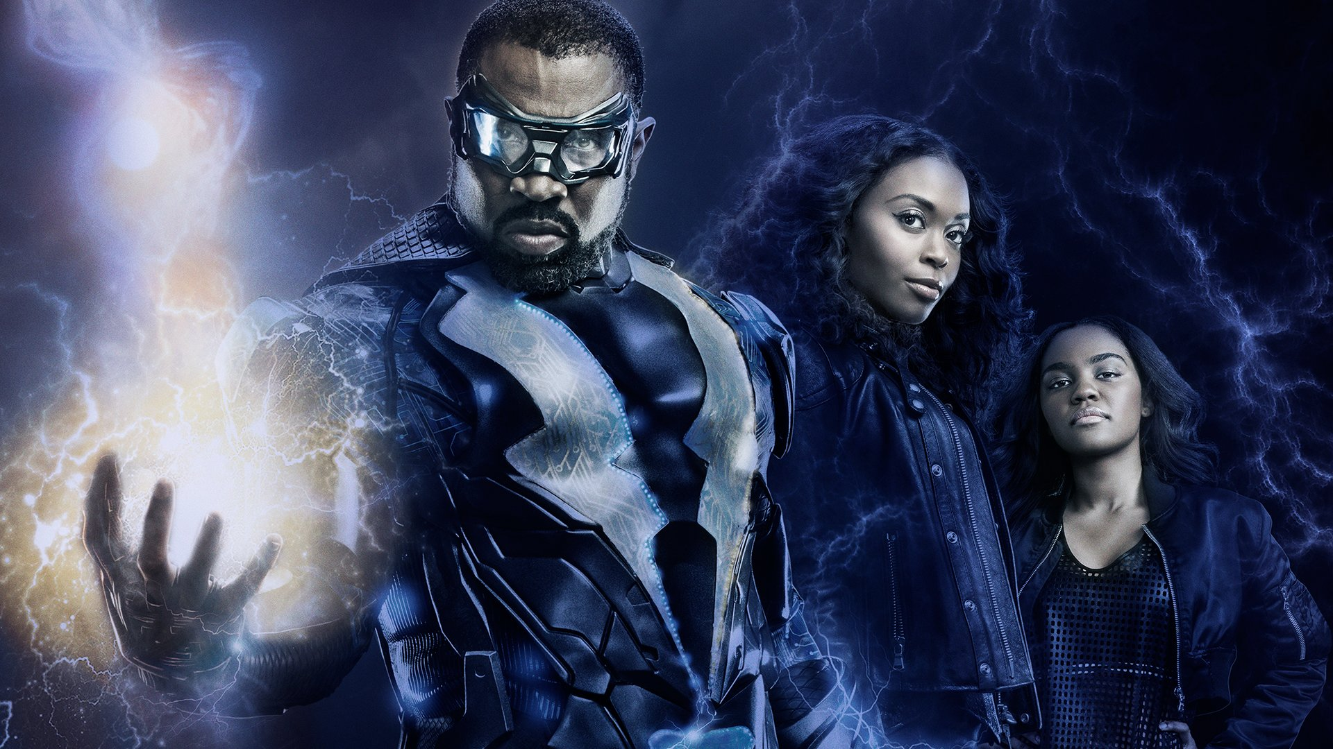 Black lightning cast 2018 hd tv shows 4k wallpapers - Tv series wallpaper 4k ...