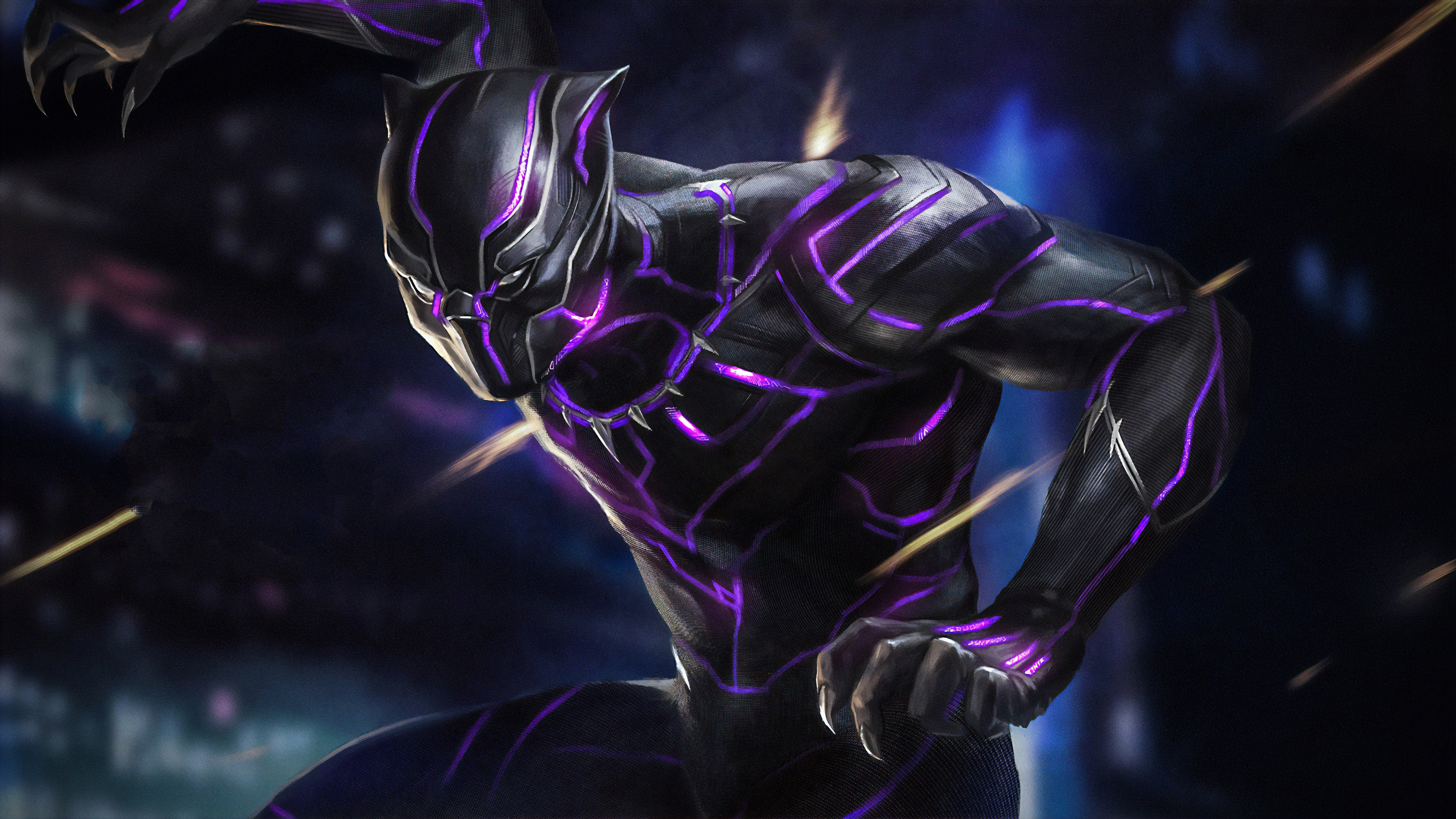 1125x2436 Black Panther 4k New Iphone Xs Iphone 10 Iphone X
