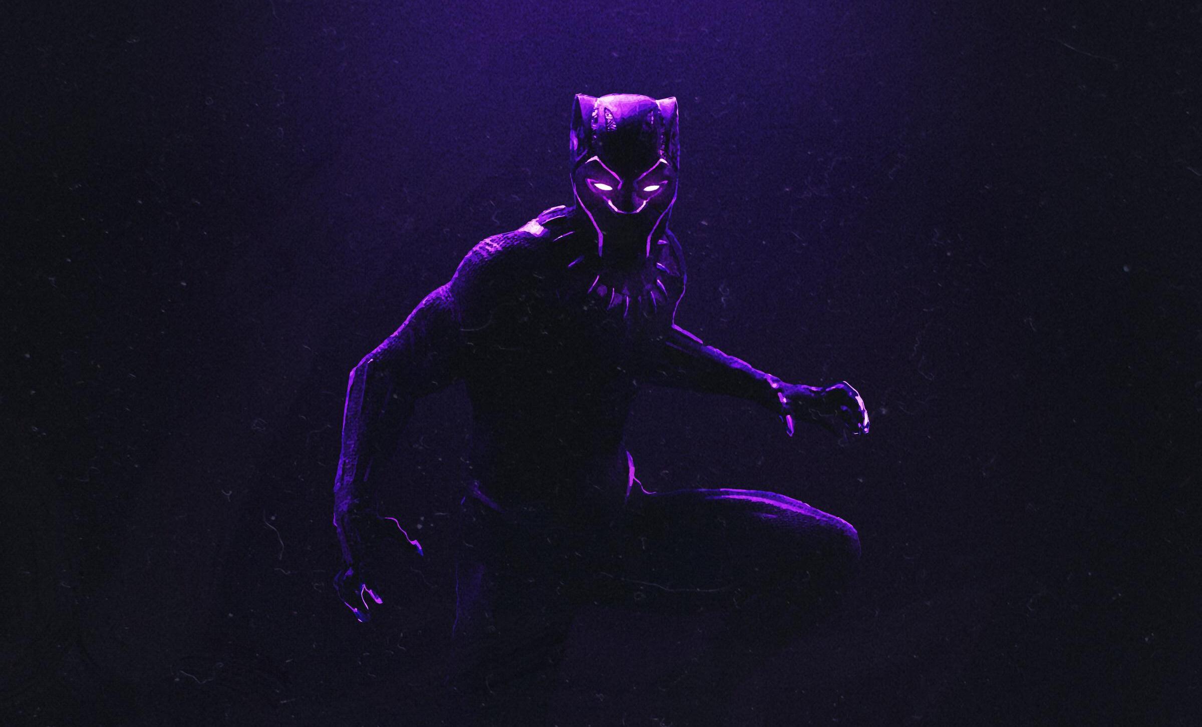 Fondos 4k Hd De Panteras Negras: Black Panther Fan Made Art, HD Movies, 4k Wallpapers