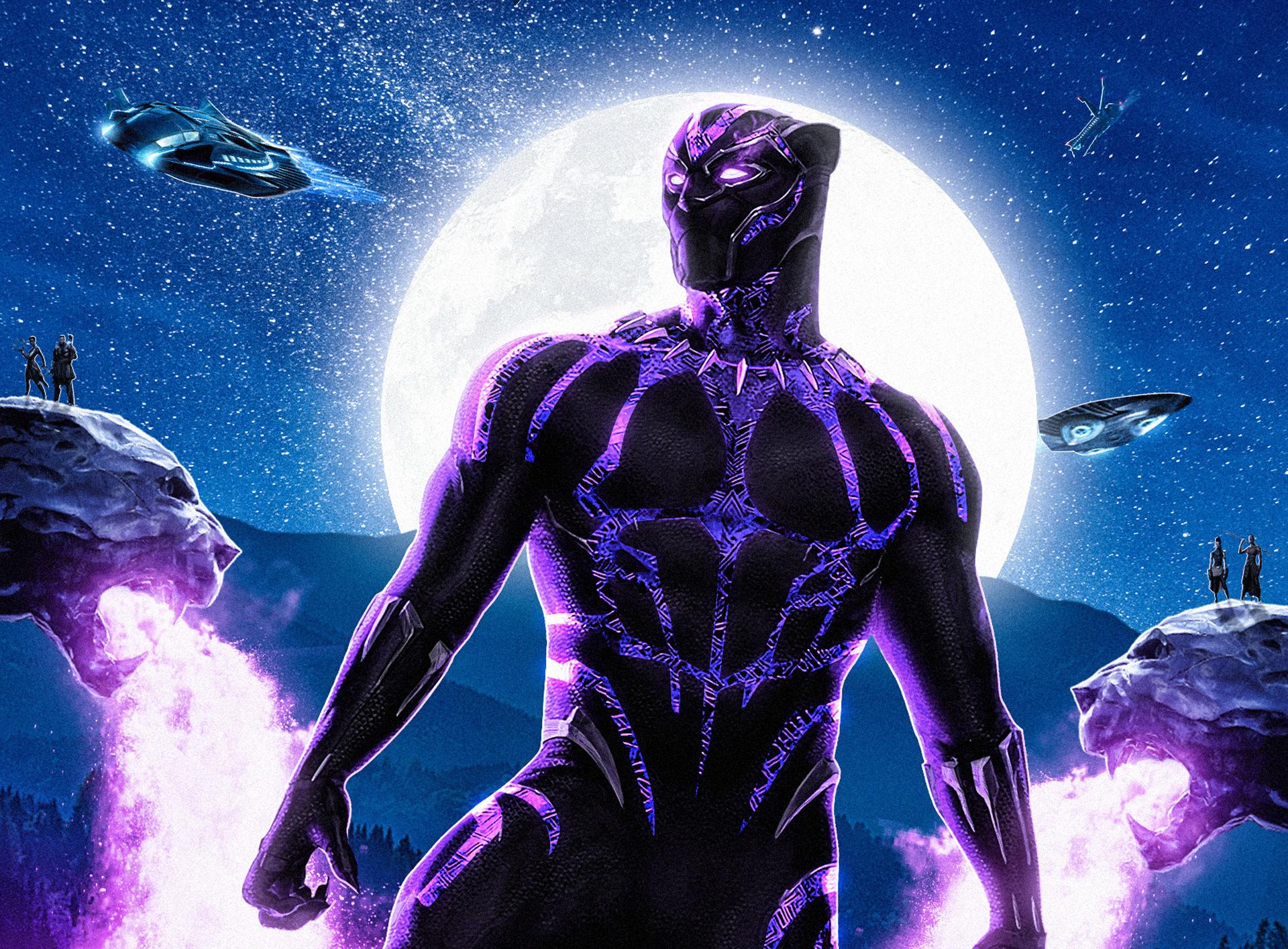 Black Panther Hd Filme Stream