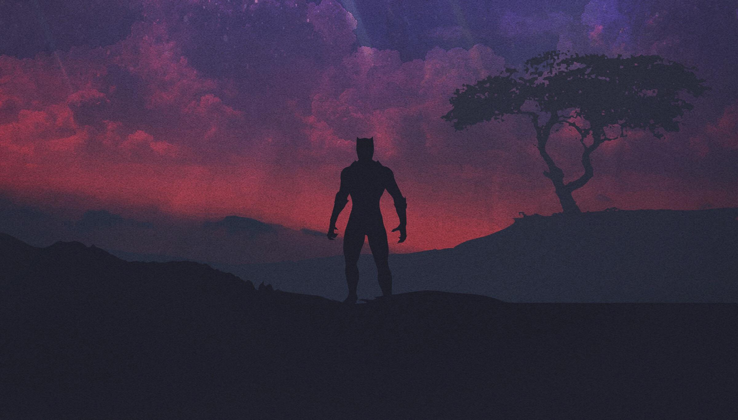Black Panther 2018 Movie Still Full Hd Wallpaper: 1920x1080 Black Panther Movie Artwork 2018 Laptop Full HD