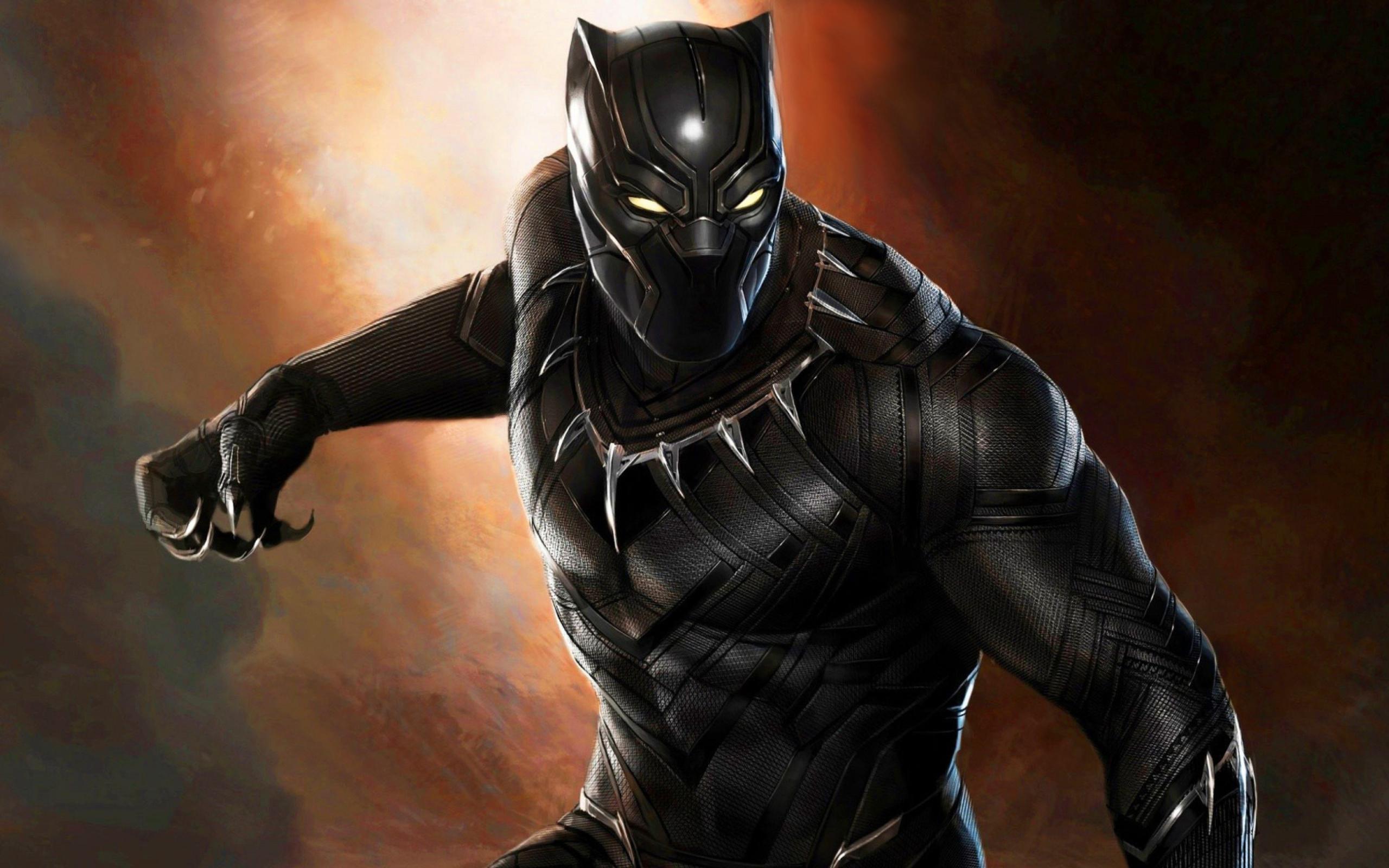 Koleksi Wallpaper Superhero Black Panther | HD Wallpaper