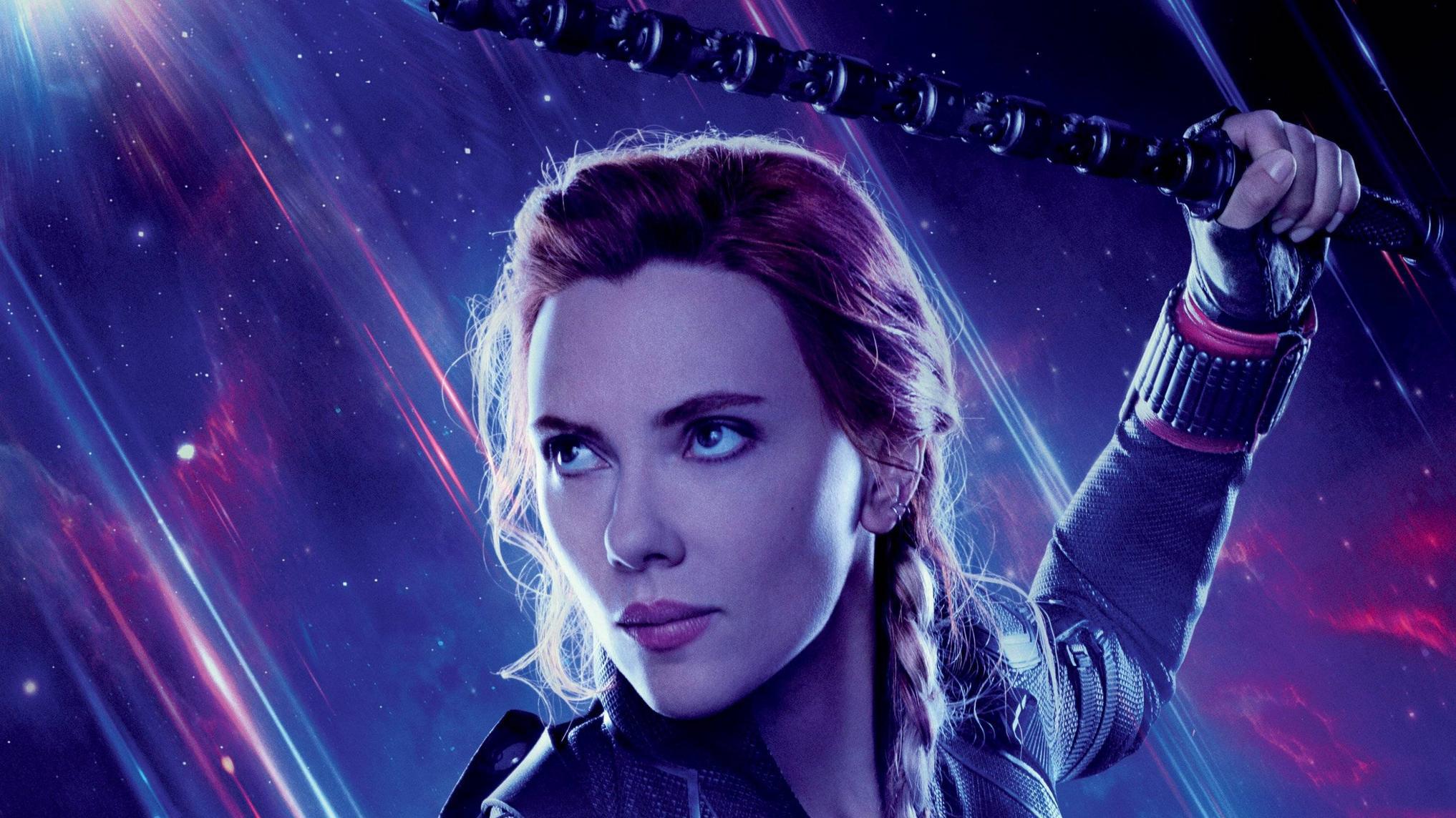 Black Widow In Avengers Endgame Hd Movies 4k Wallpapers
