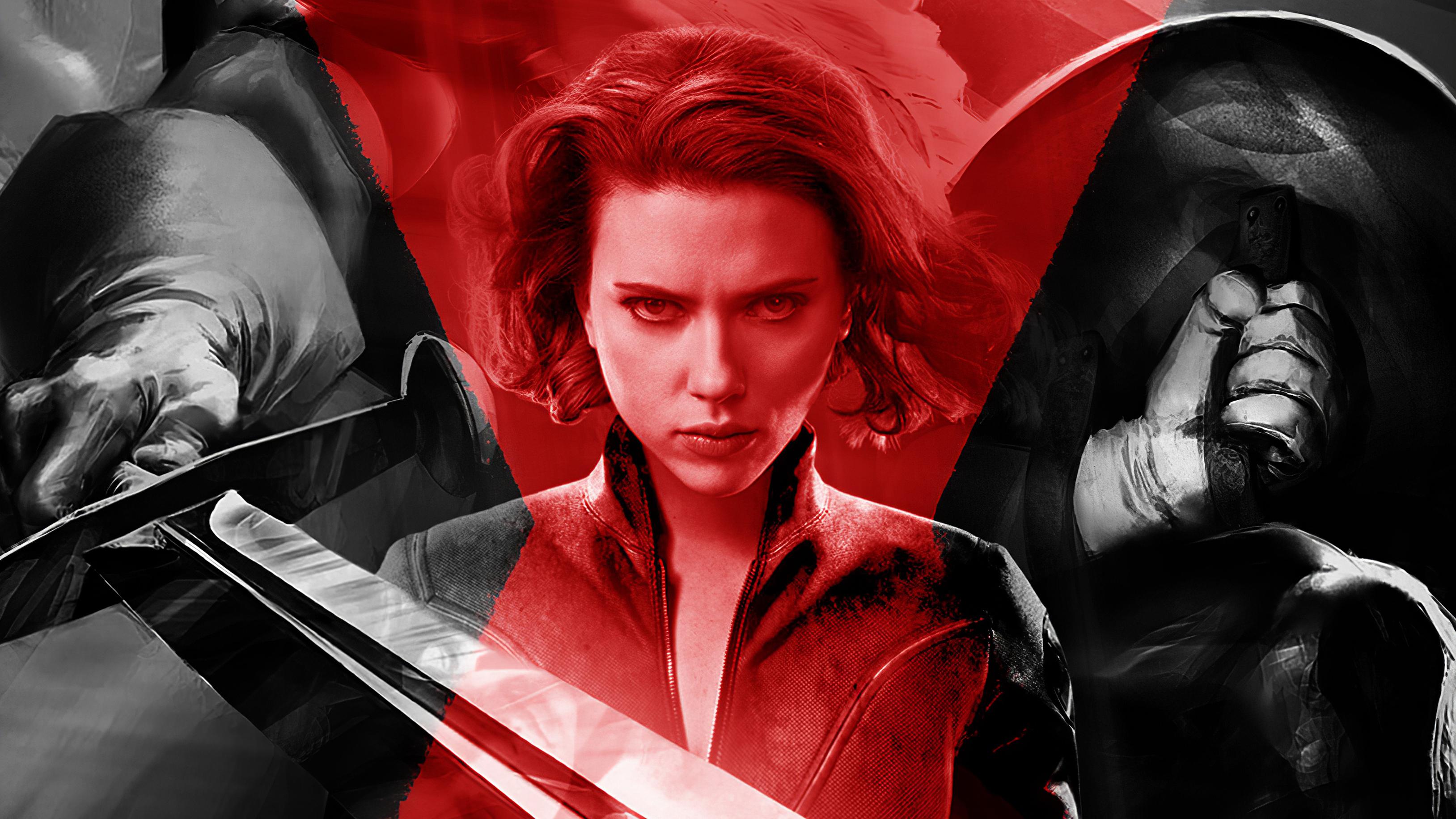 Black Widow Movie 2020 4k Hd Movies 4k Wallpapers Images