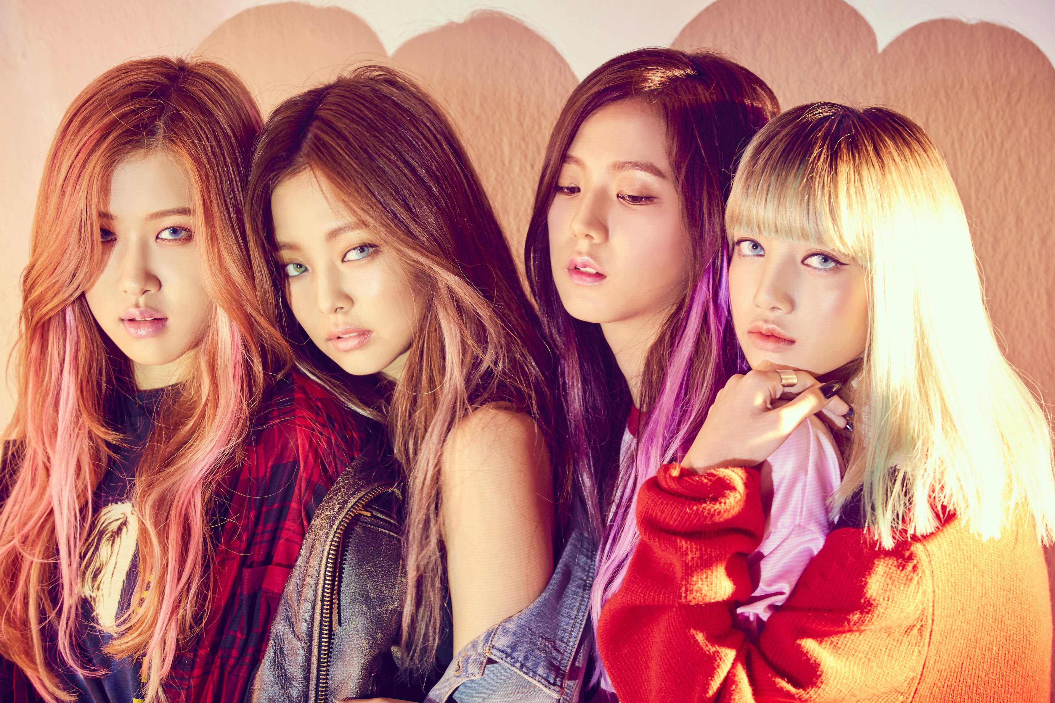 Blackpink Hd Music 4k Wallpapers Images Backgrounds