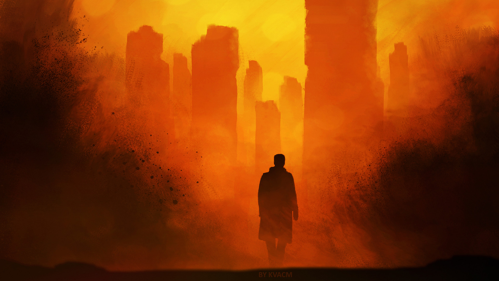 Blade Runner 2049 Art HD, HD Movies, 4k Wallpapers, Images