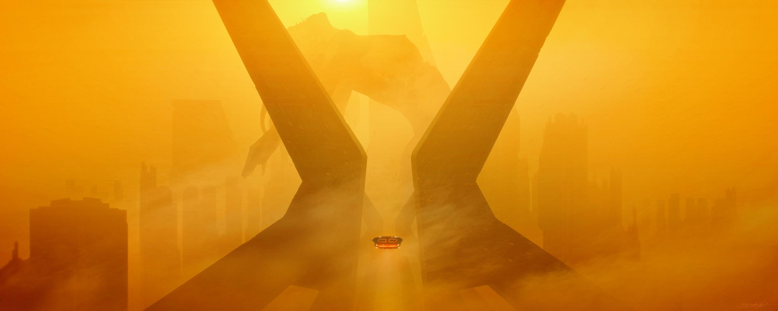 Blade Runner 2049 Wallpapers From Trailer 1920x1080: Blade Runner 2049 Fan Artwork, HD Movies, 4k Wallpapers