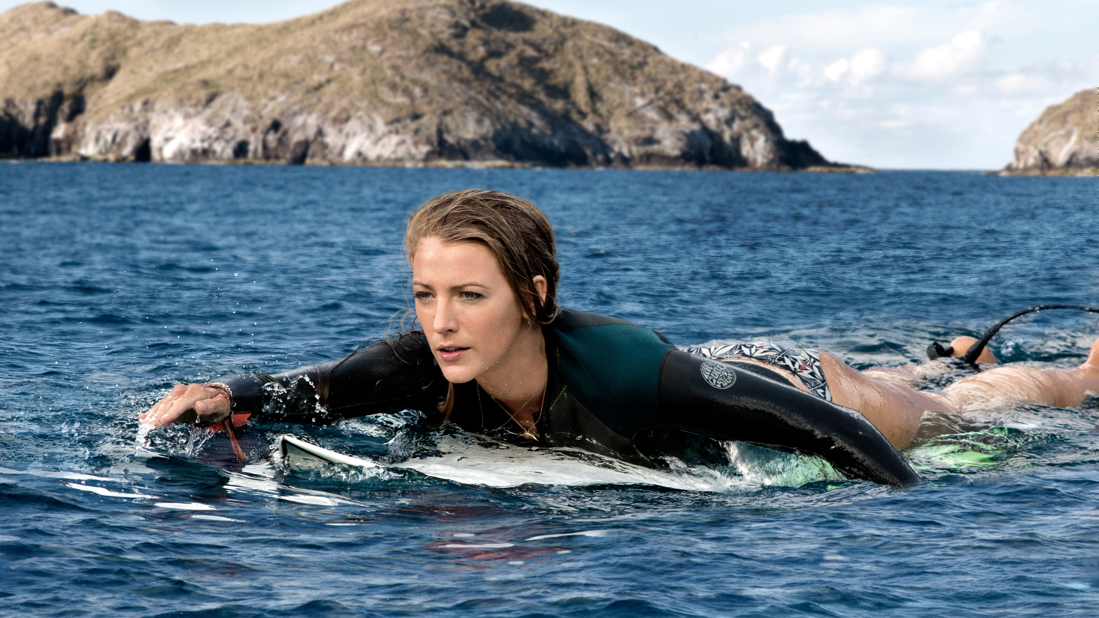 Wallpaper The Shallows Blake Lively sea best movies Movies
