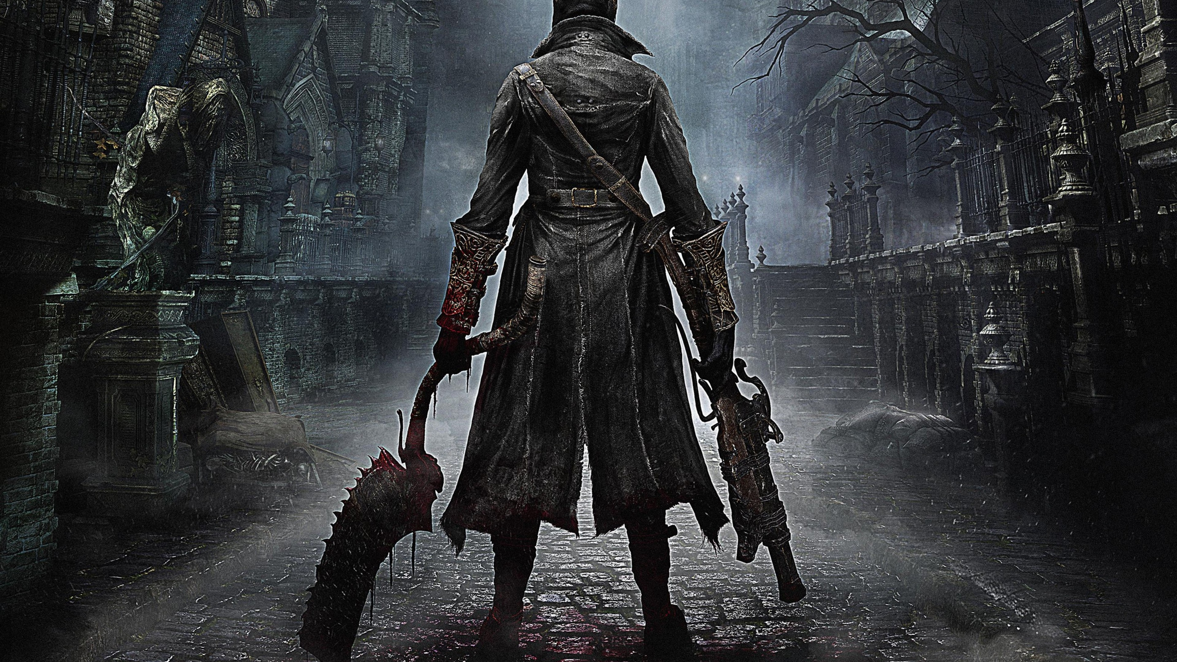 bloodborne ps4 game, hd games, 4k wallpapers, images, backgrounds