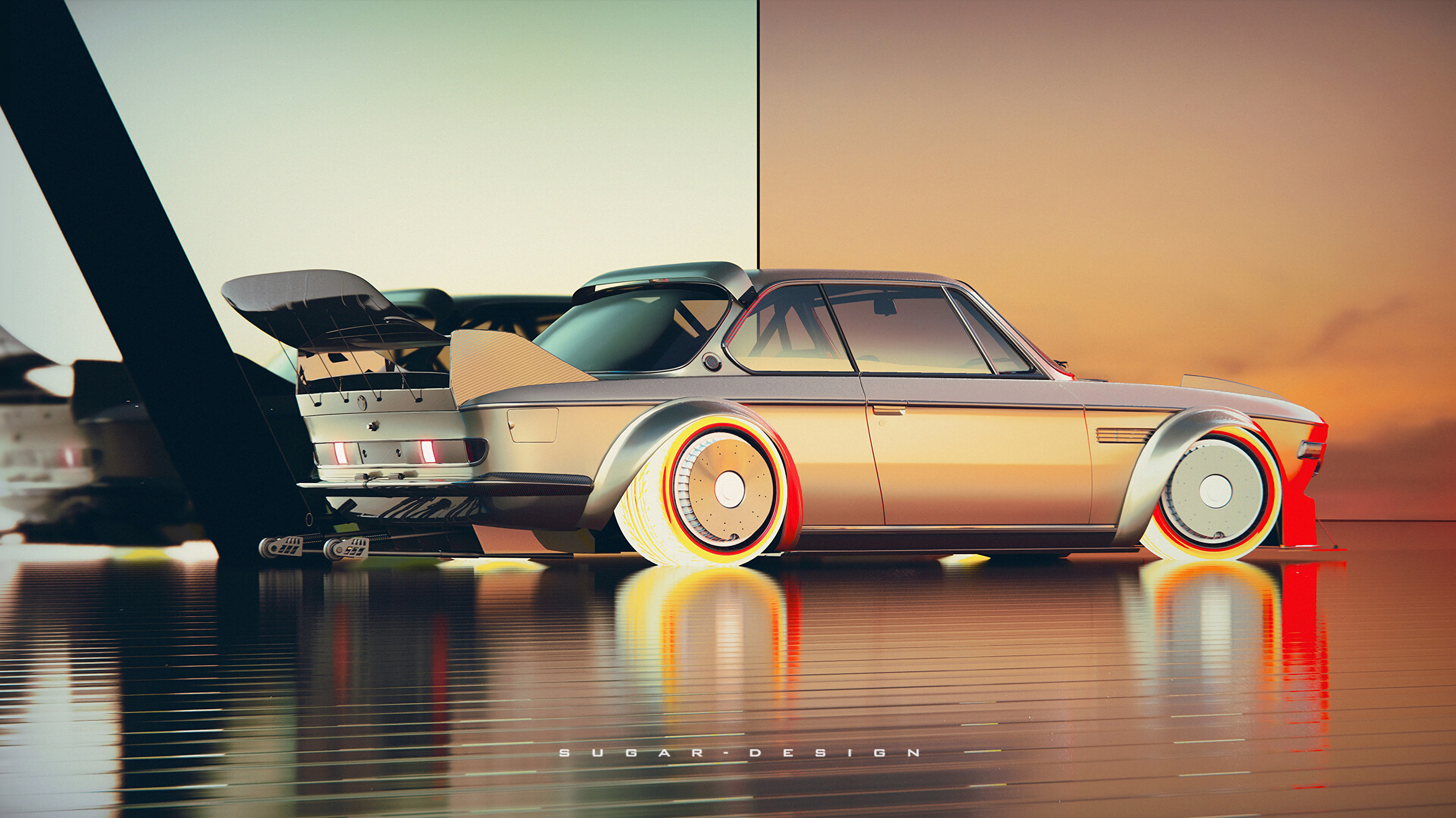 Bmw 3 Csl 4k Hd Cars 4k Wallpapers Images Backgrounds