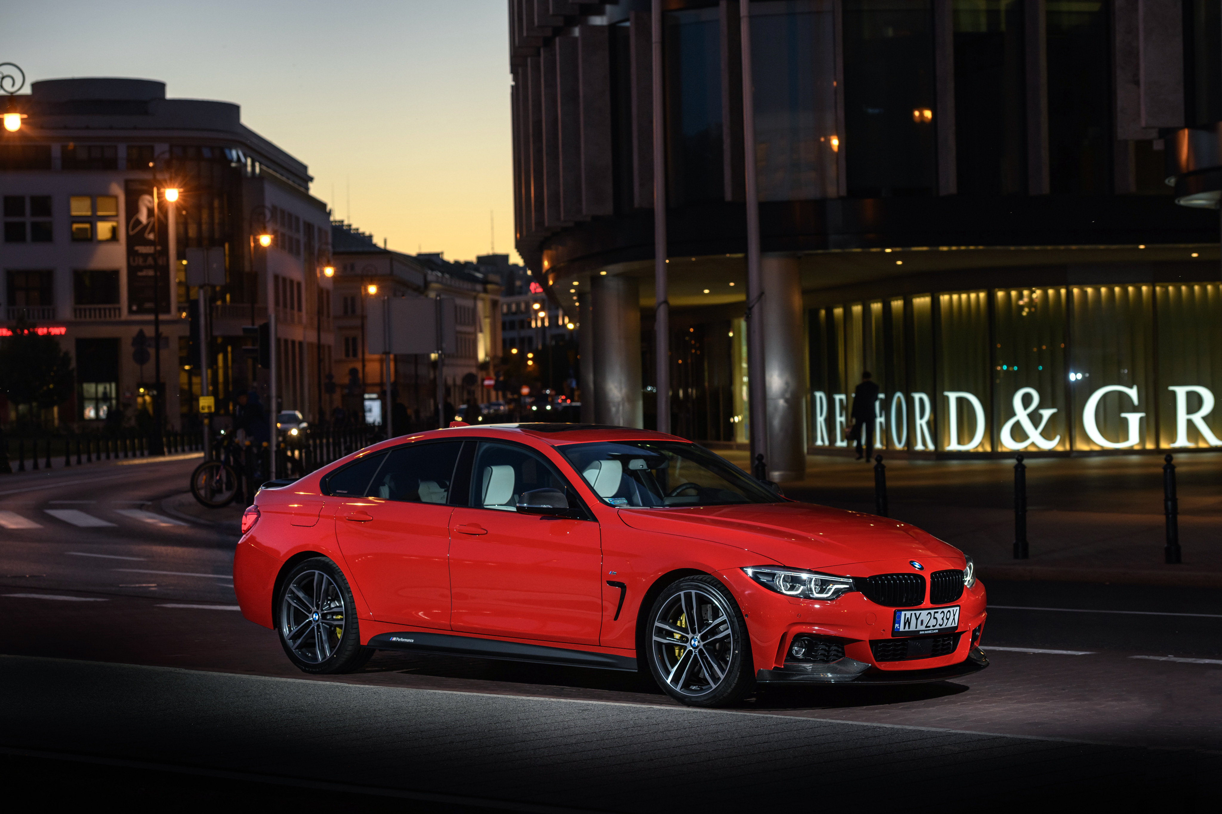 Bmw 430i Coupe >> BMW 430i Gran Coupe M Performance Parts 2018, HD Cars, 4k Wallpapers, Images, Backgrounds ...