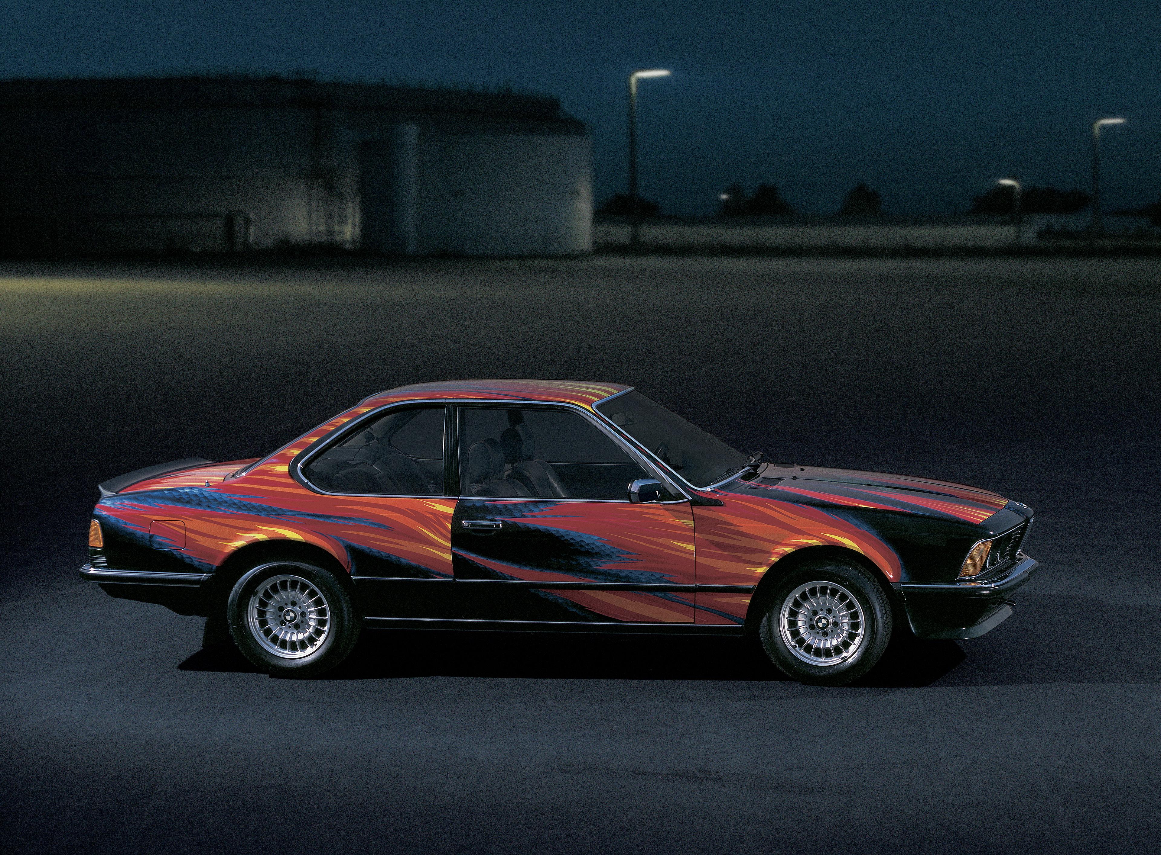 Bmw 635 Csi Art 4k Hd Cars 4k Wallpapers Images