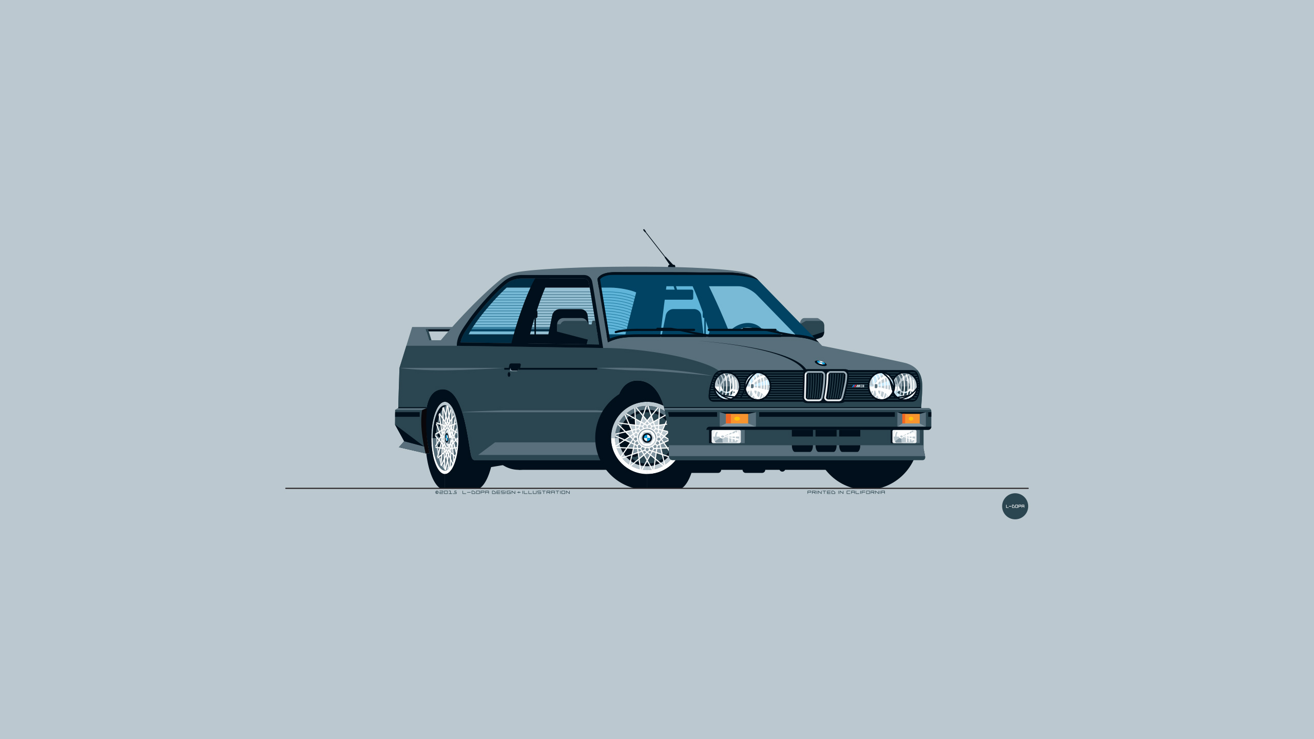 Bmw Car Minimalism, HD Cars, 4k Wallpapers, Images ...