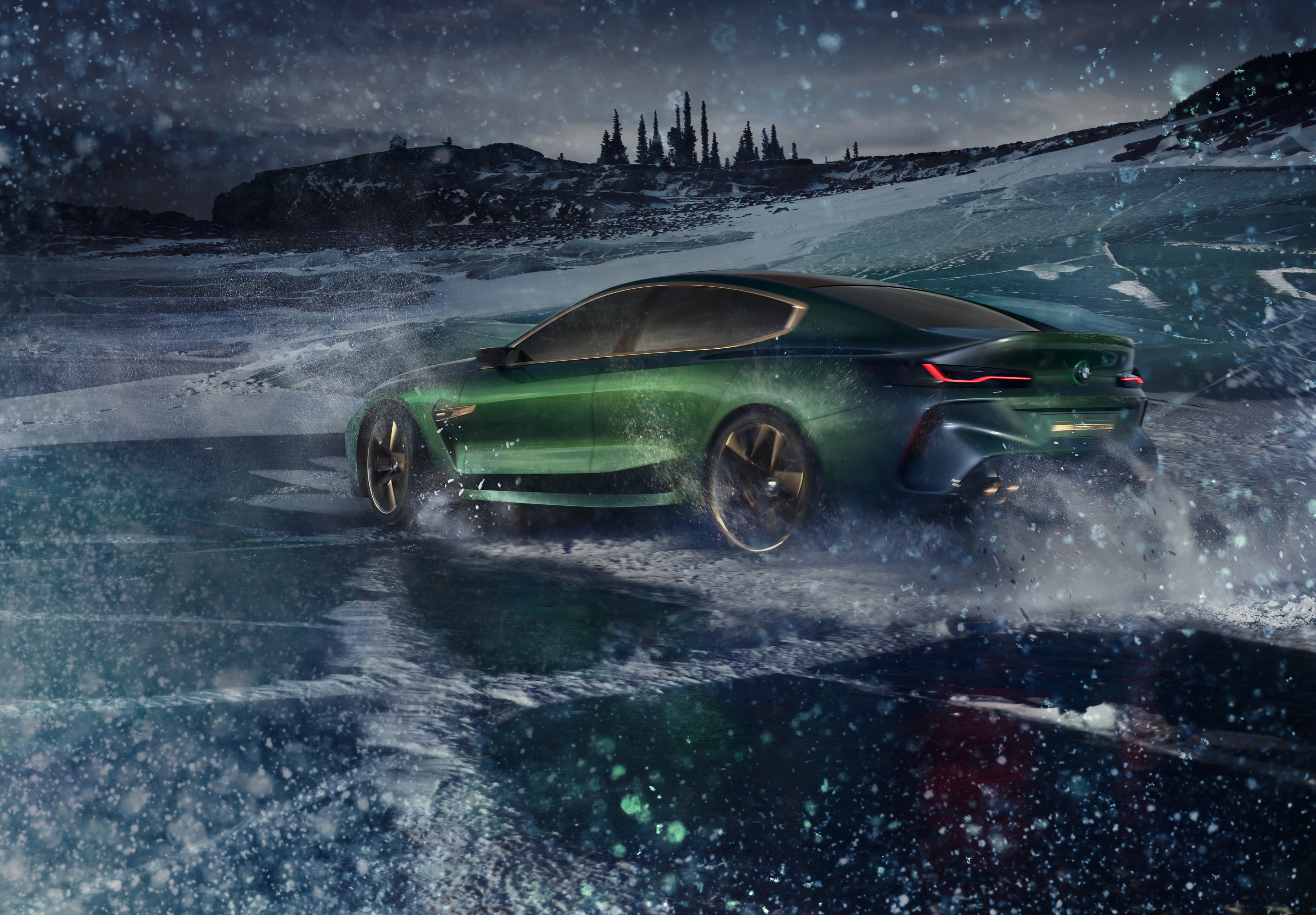 Bmw Concept M8 Gran Coupe 4k, HD Cars, 4k Wallpapers ...