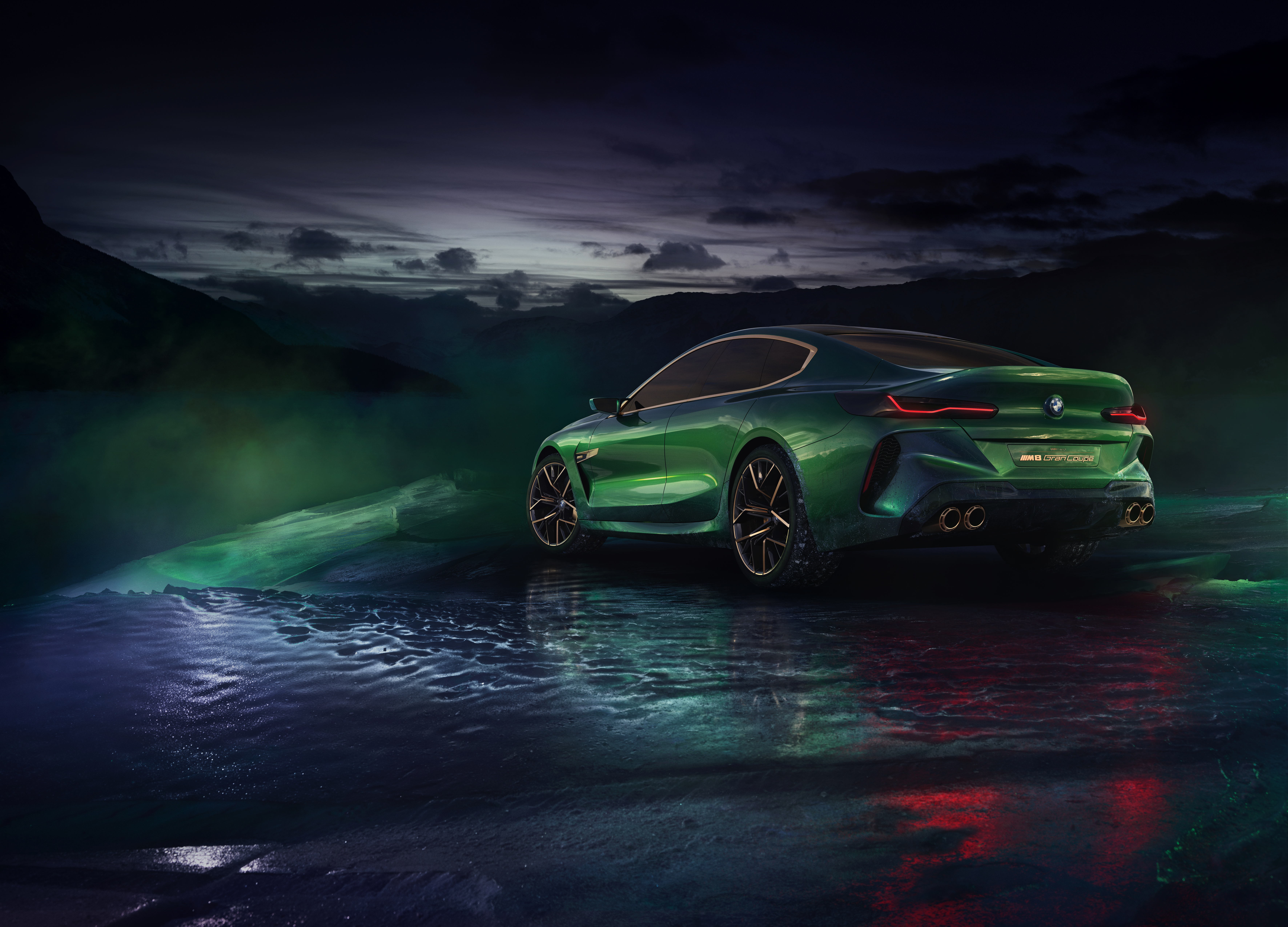 Bmw Concept M8 Gran Coupe 8k, HD Cars, 4k Wallpapers ...