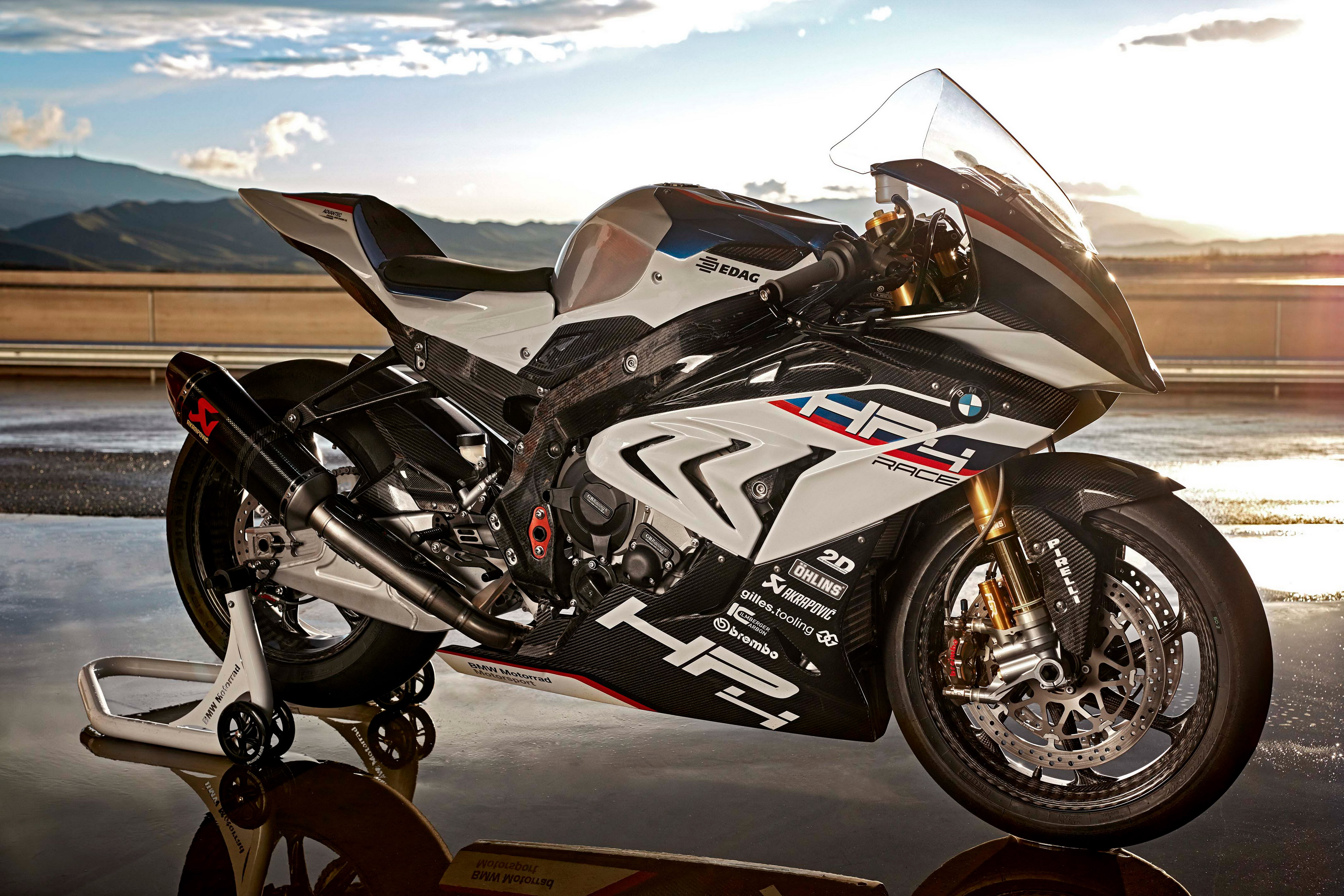 Bmw H4 Race Superbike, HD Bikes, 4k Wallpapers, Images ...