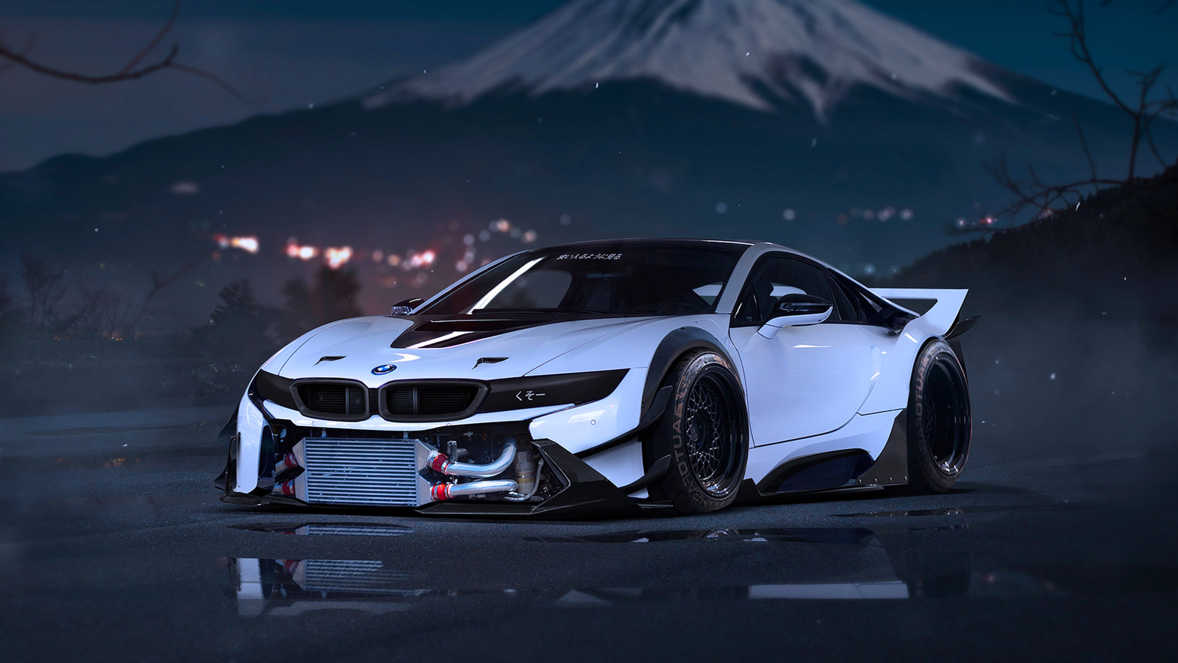 Bmw I8 Tuned Wallpaper on 69 porsche 911 engine
