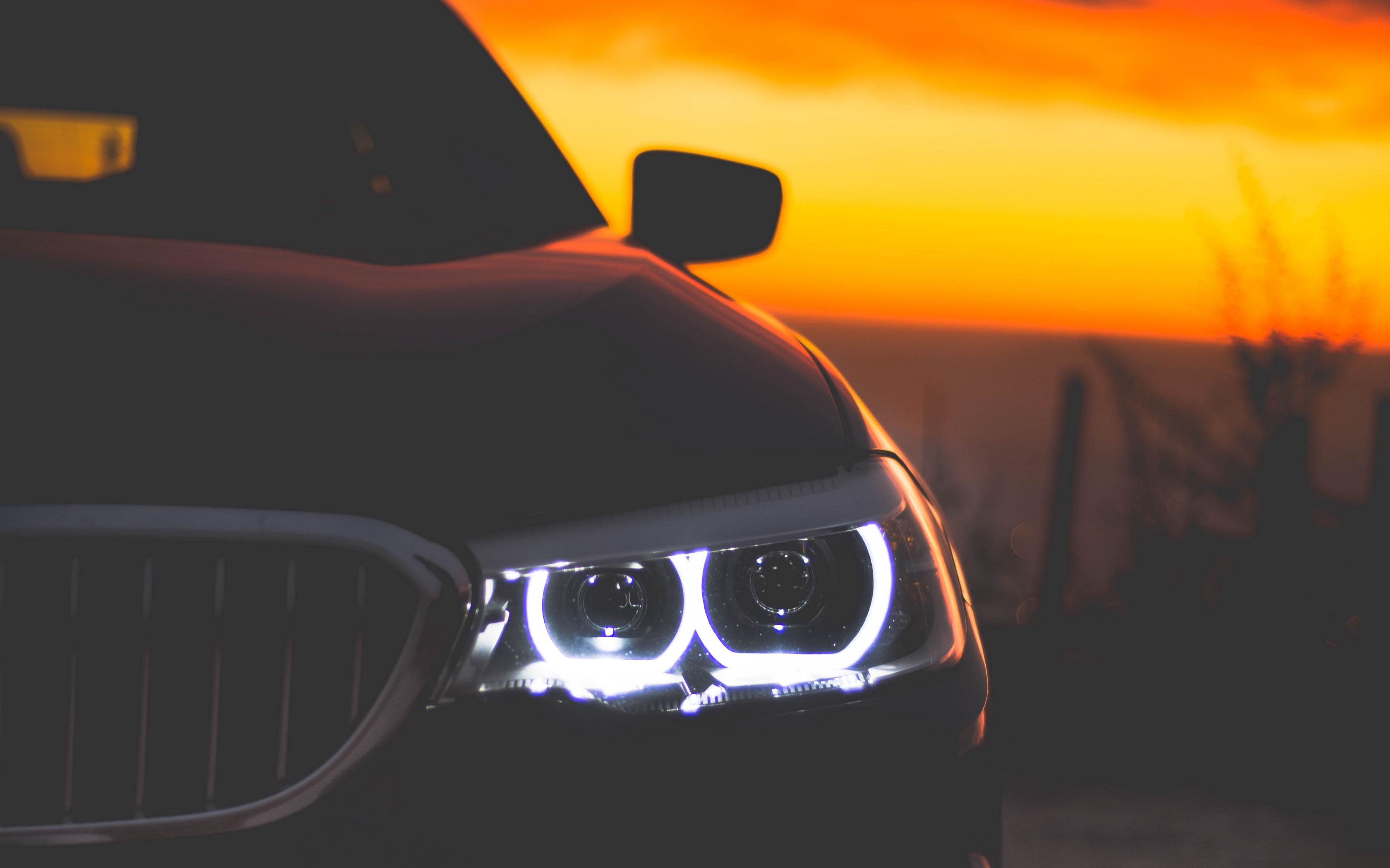 Bmw Lights 4k, HD Cars, 4k Wallpapers, Images, Backgrounds ...