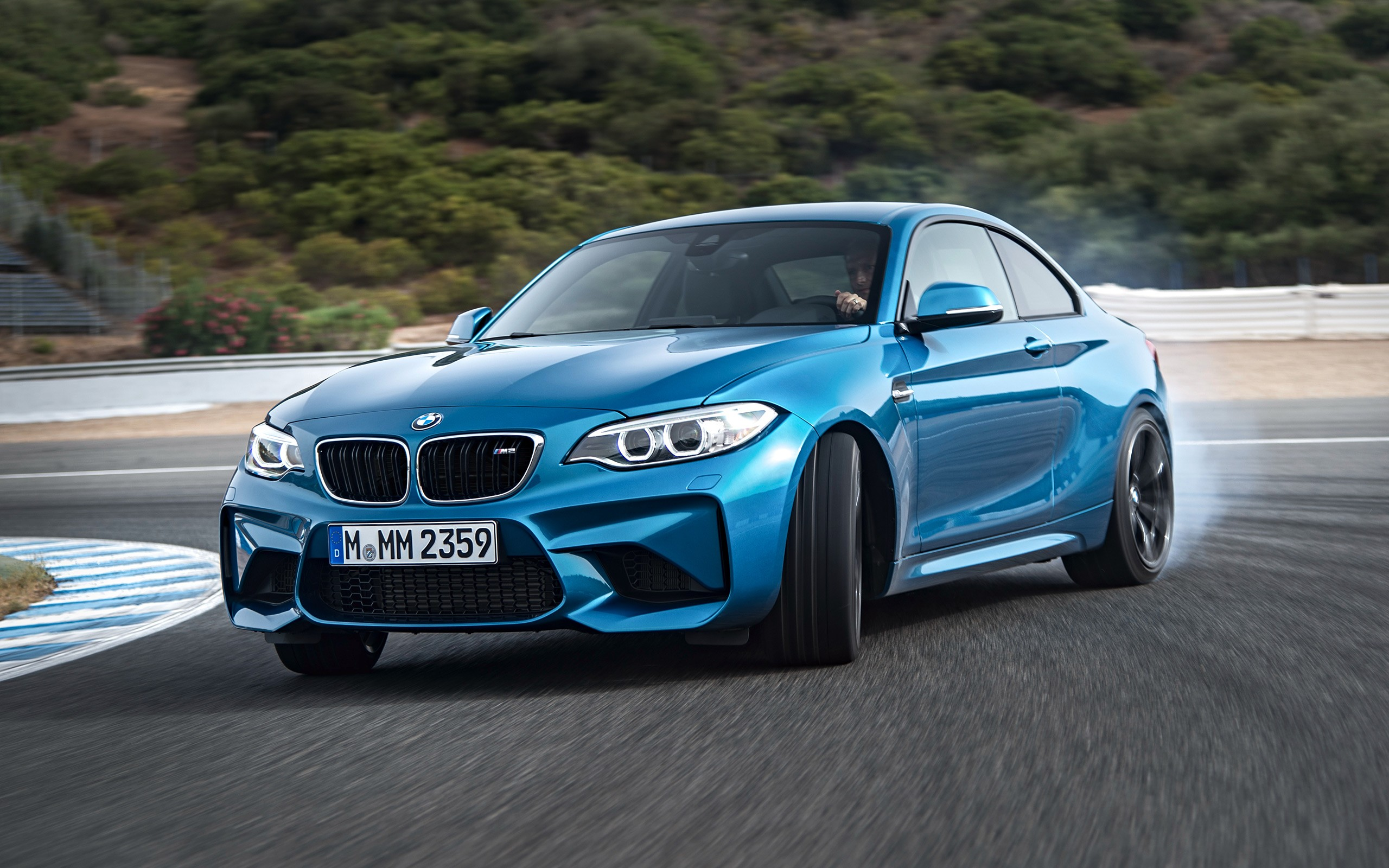 Bmw M2 Drift Race Tracks Hd Cars 4k Wallpapers Images