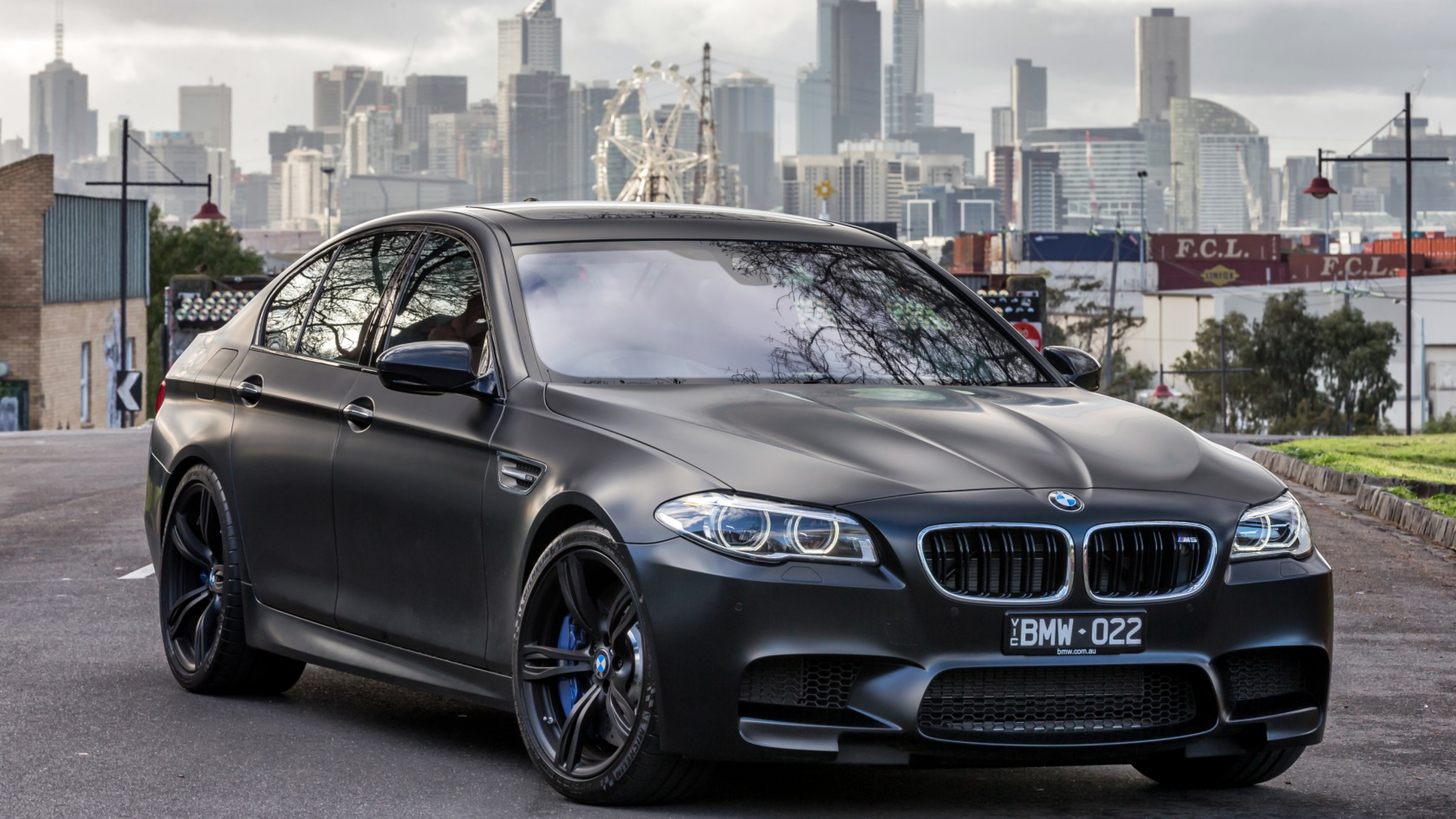 Bmw M5 Black, HD Cars, 4k Wallpapers, Images, Backgrounds ...