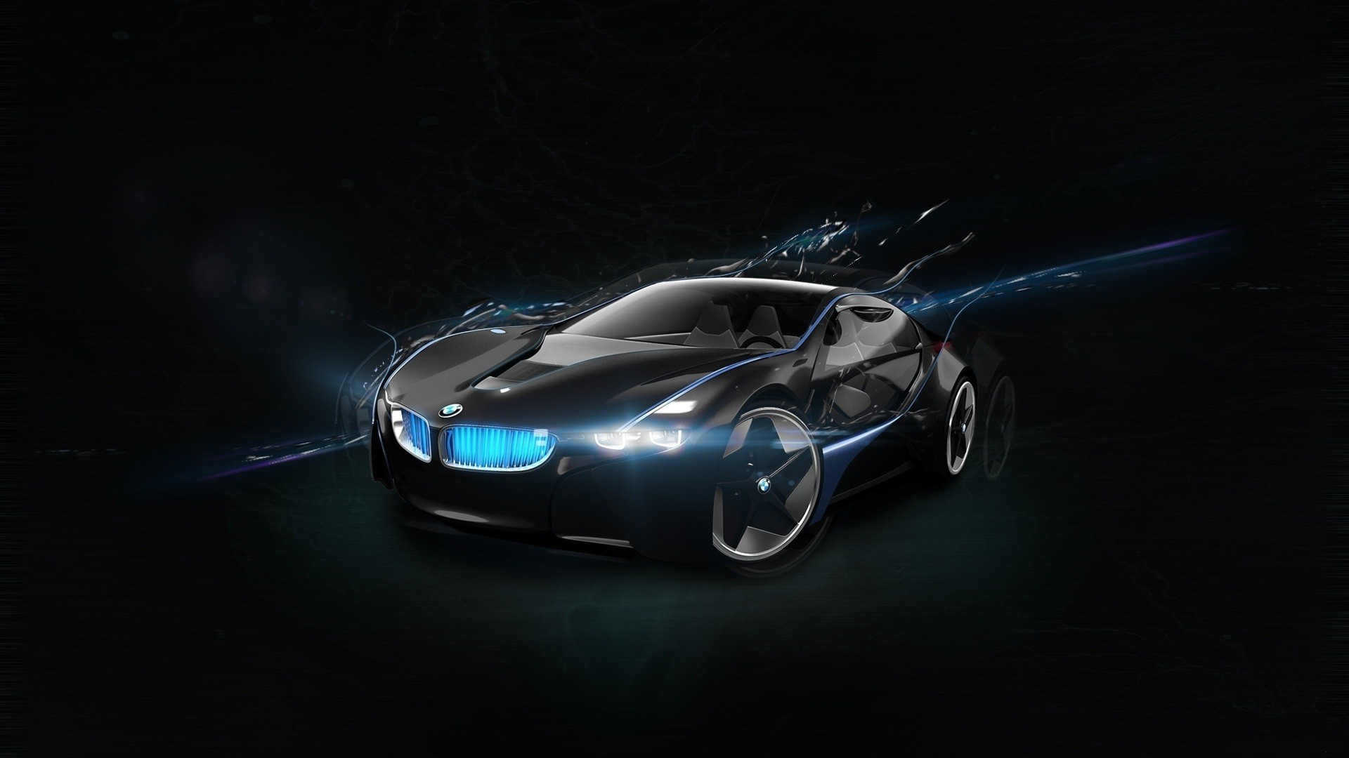 1920x1080 Bmw Vision Cgi Laptop Full Hd 1080p Hd 4k Wallpapers