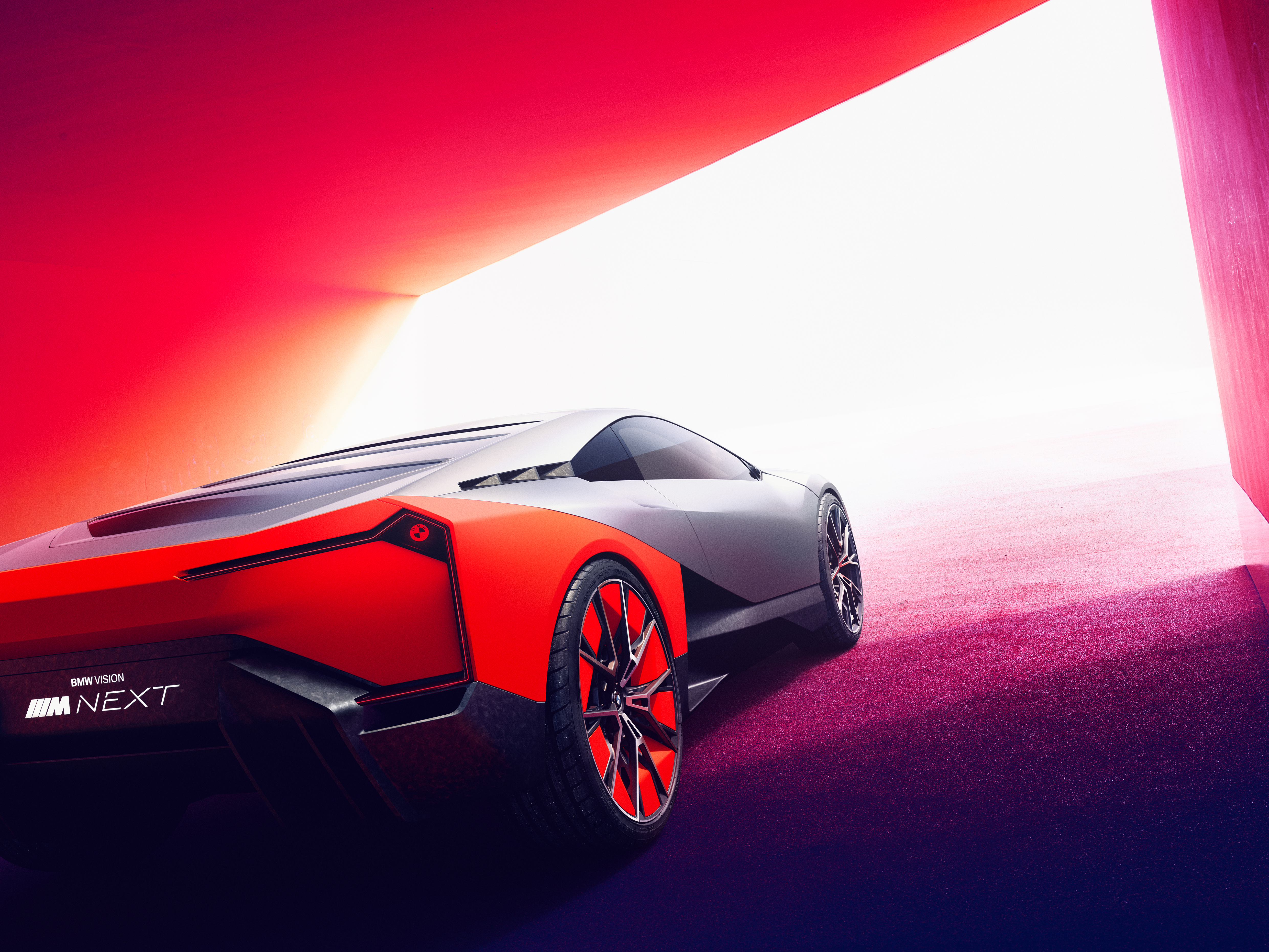 Bmw Vision M Next 2019 Rear Hd Cars 4k Wallpapers Images