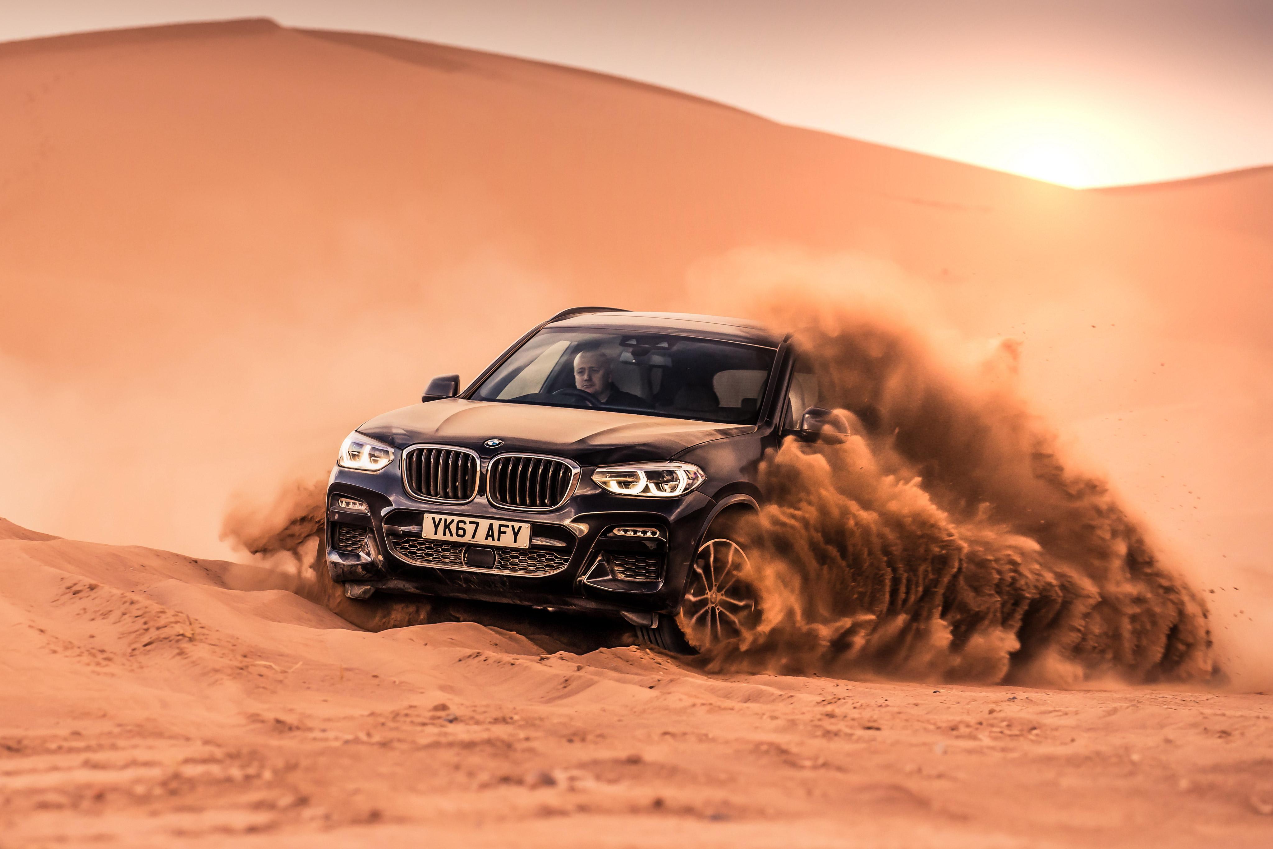 BMW X3 XDrive30d M Sport 2017 Offroading, HD Cars, 4k ...