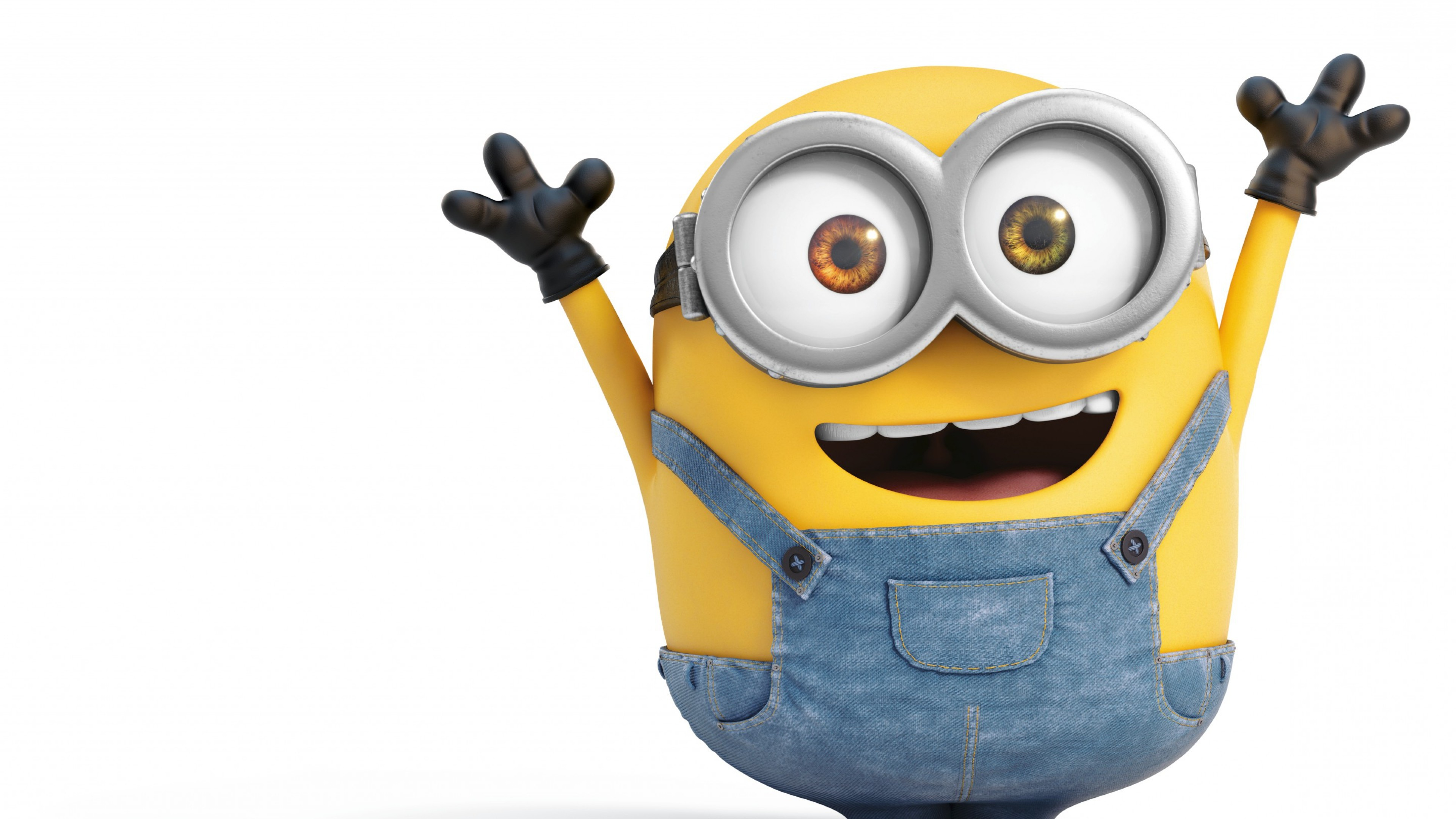bob minions, hd cartoons, 4k wallpapers, images, backgrounds, photos