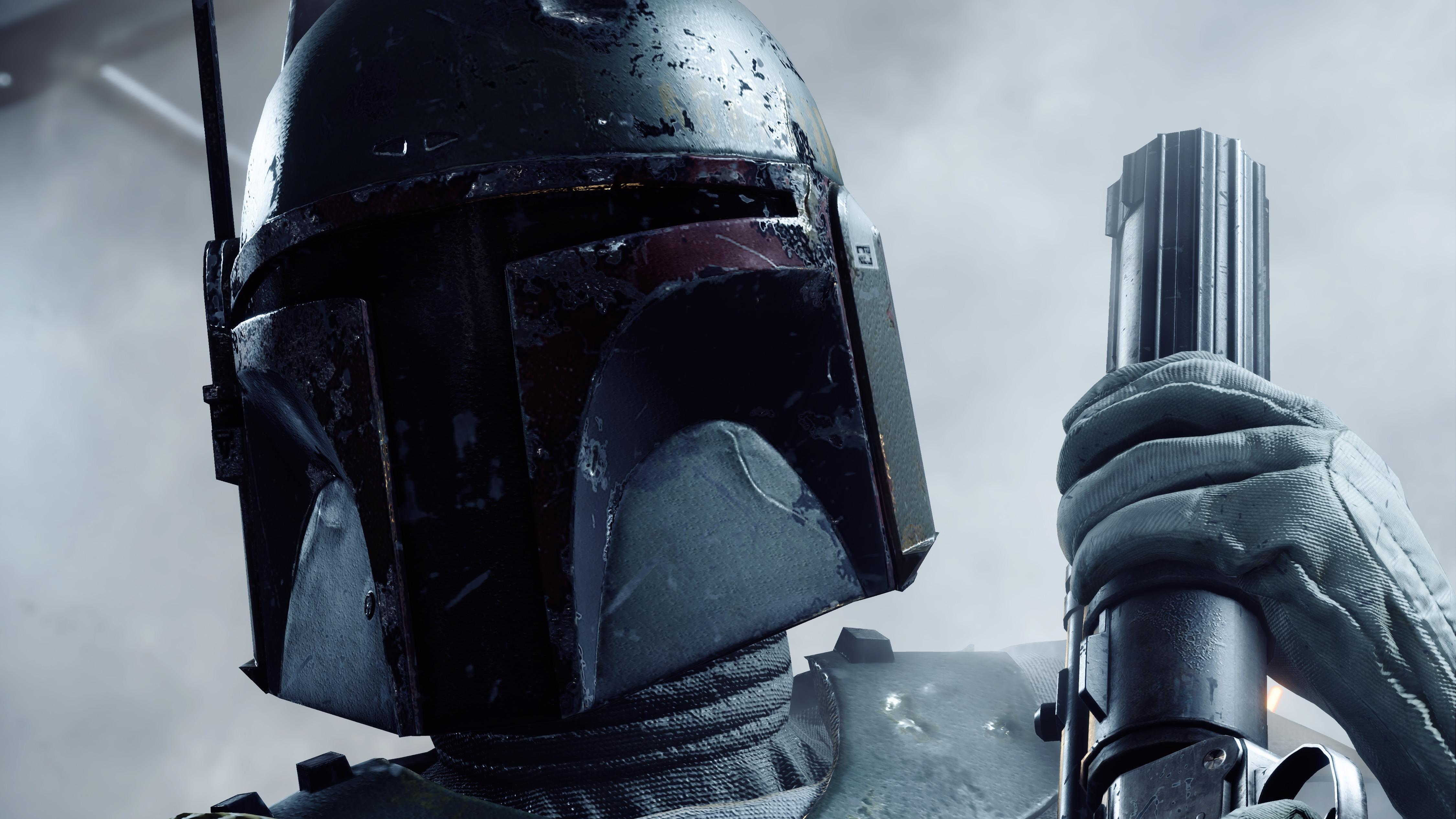 Boba Fett Star Wars Battlefront 2, HD Games, 4k Wallpapers ...