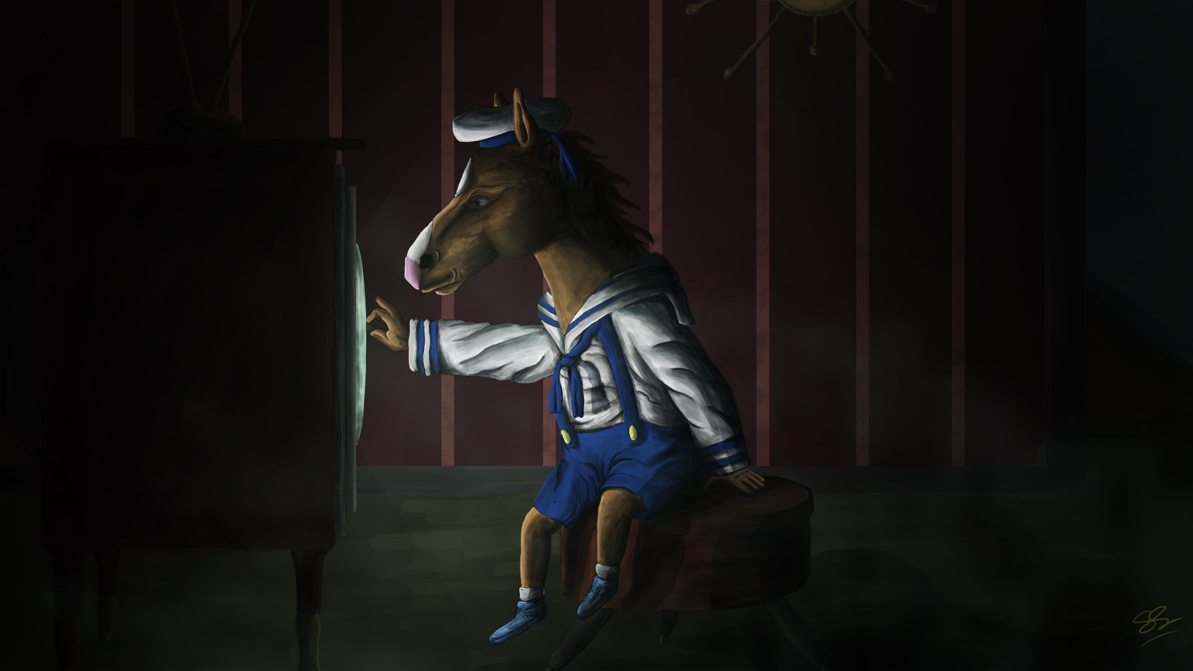 Bojack Horseman 4k Hd Tv Shows 4k Wallpapers Images