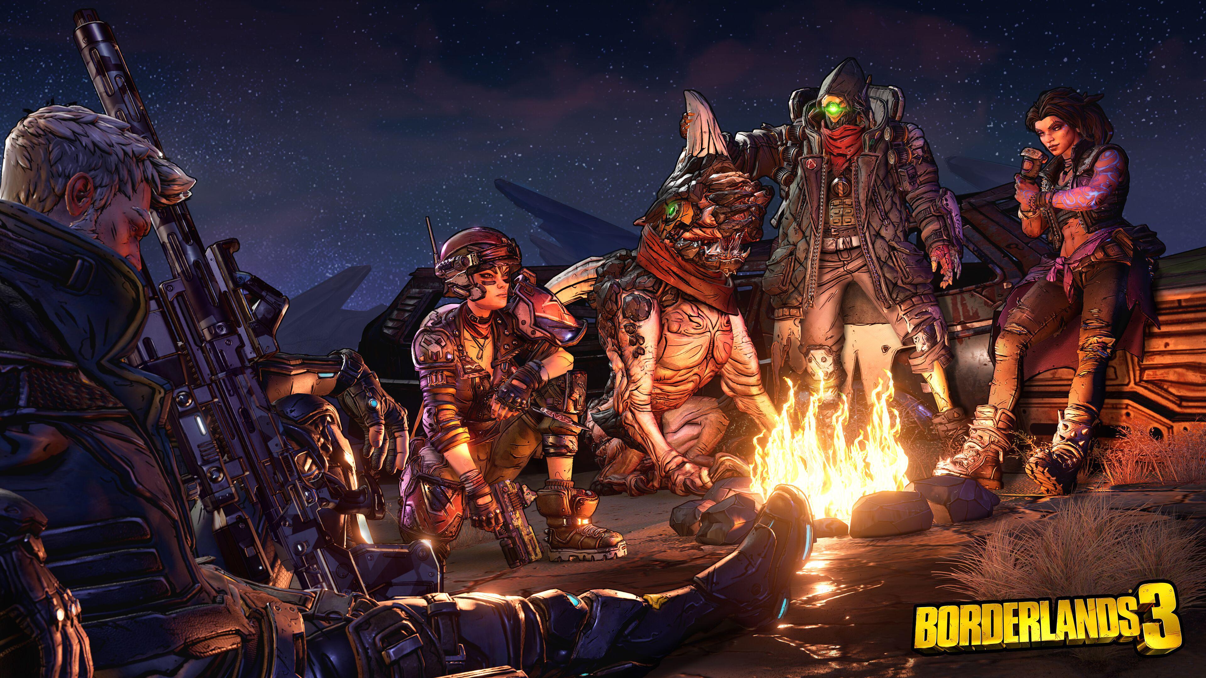 Borderlands 3 2019 4k, HD Games, 4k Wallpapers, Images ...