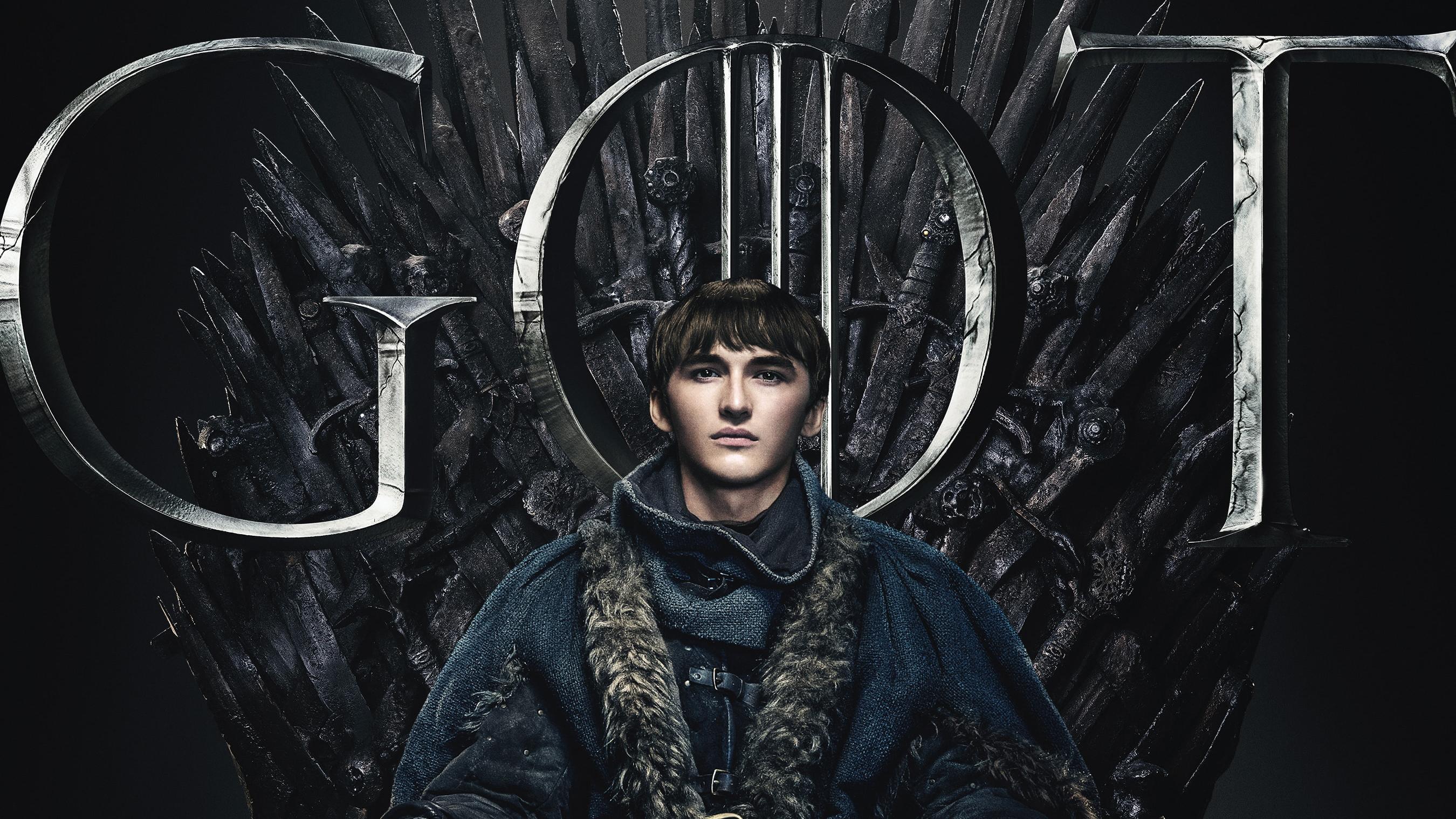 Bran Stark Game Of Thrones Season 8 Poster, HD Tv Shows