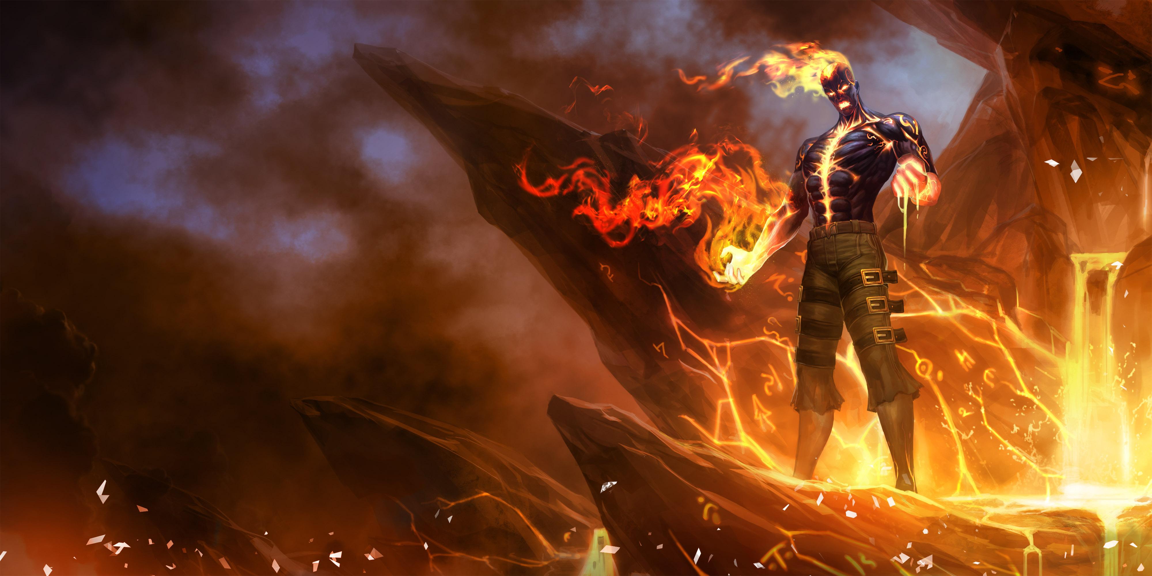 League Of Legends 4k Wallpaper: Brand League Of Legends 4k, HD Games, 4k Wallpapers