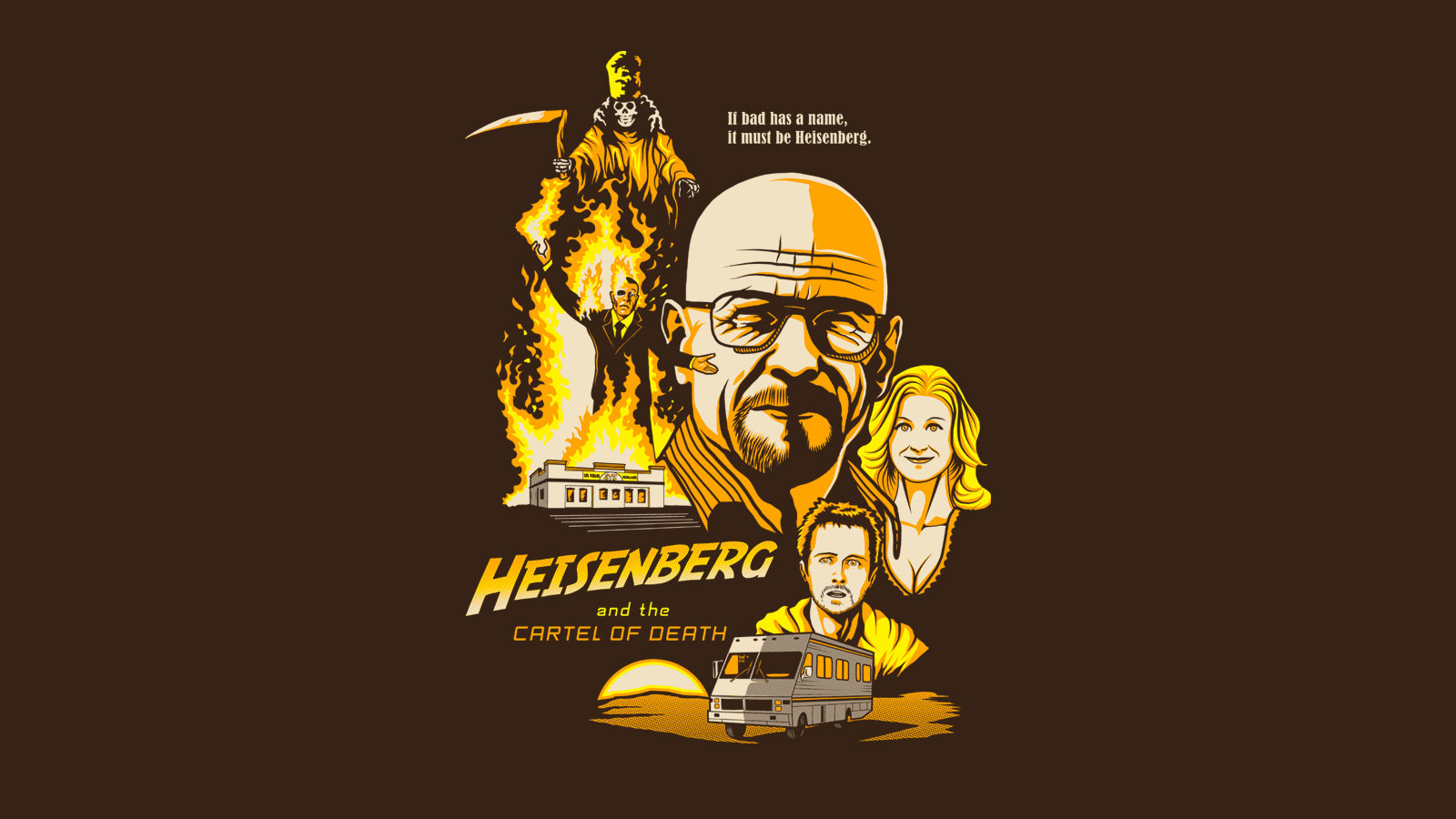 Breaking Bad Fan Art, HD Artist, 4k Wallpapers, Images
